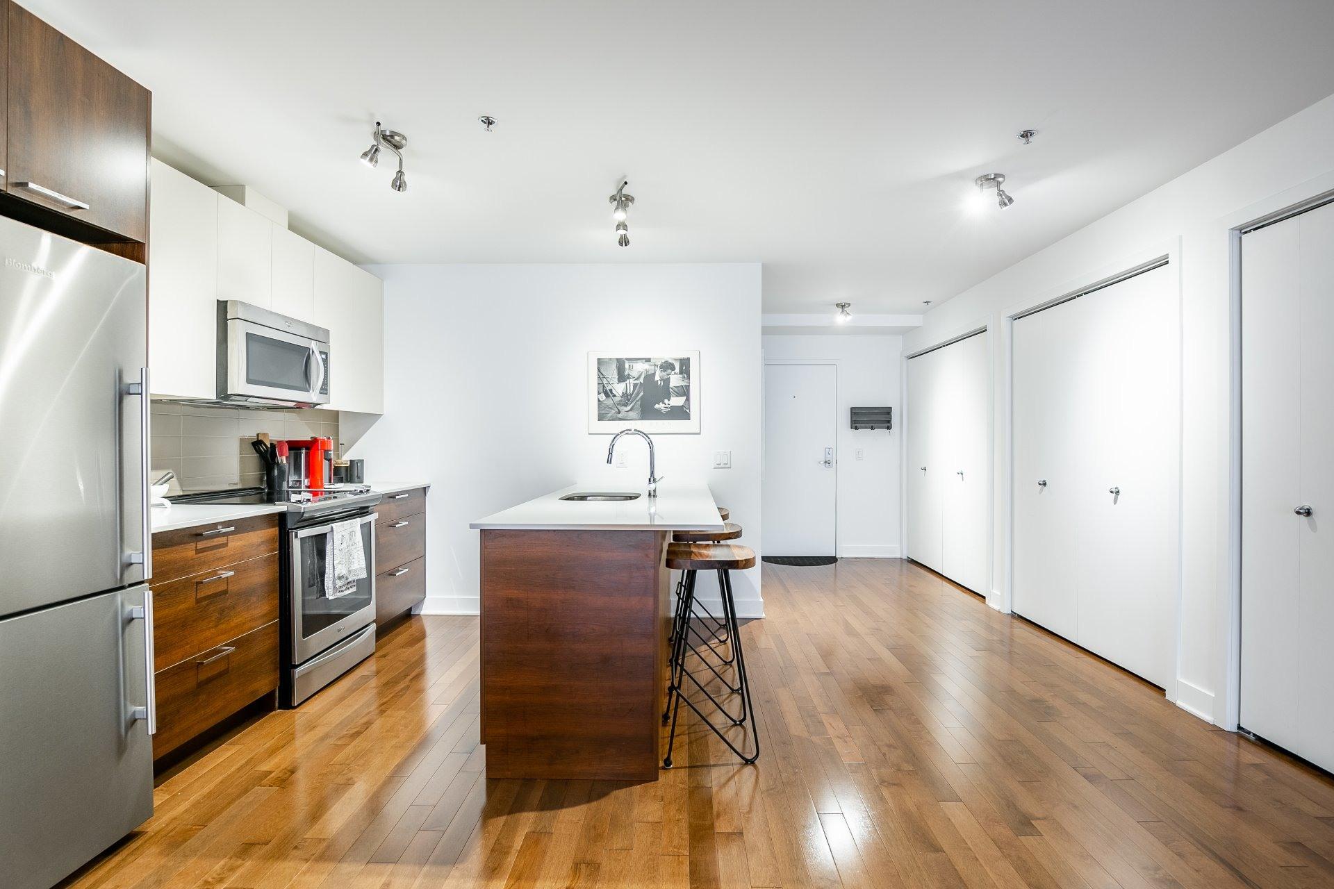 image 2 - Appartement À vendre Ahuntsic-Cartierville Montréal  - 5 pièces