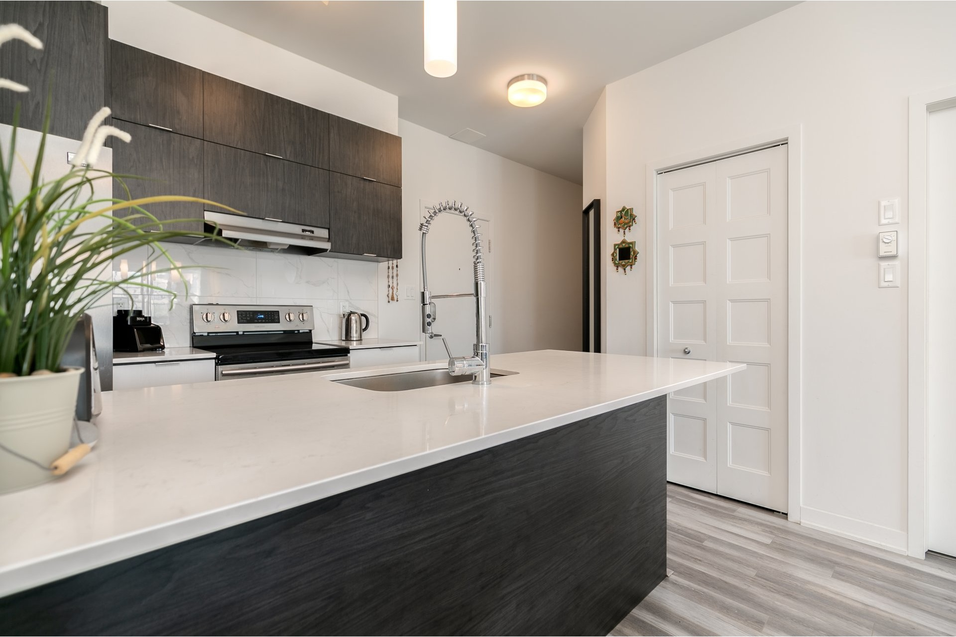 image 2 - Apartment For sale Brossard - 10 rooms
