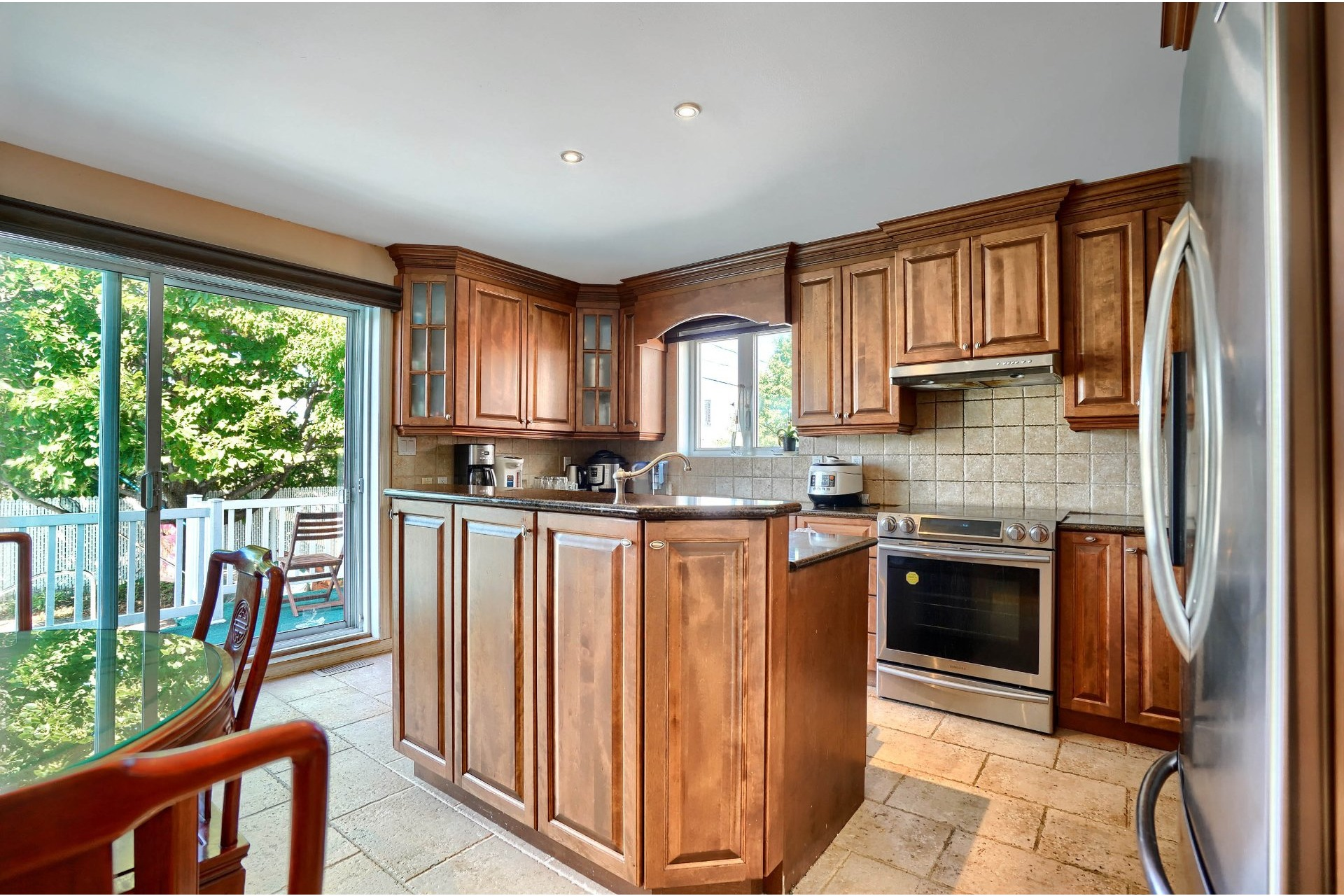 image 4 - House For sale Brossard - 18 rooms