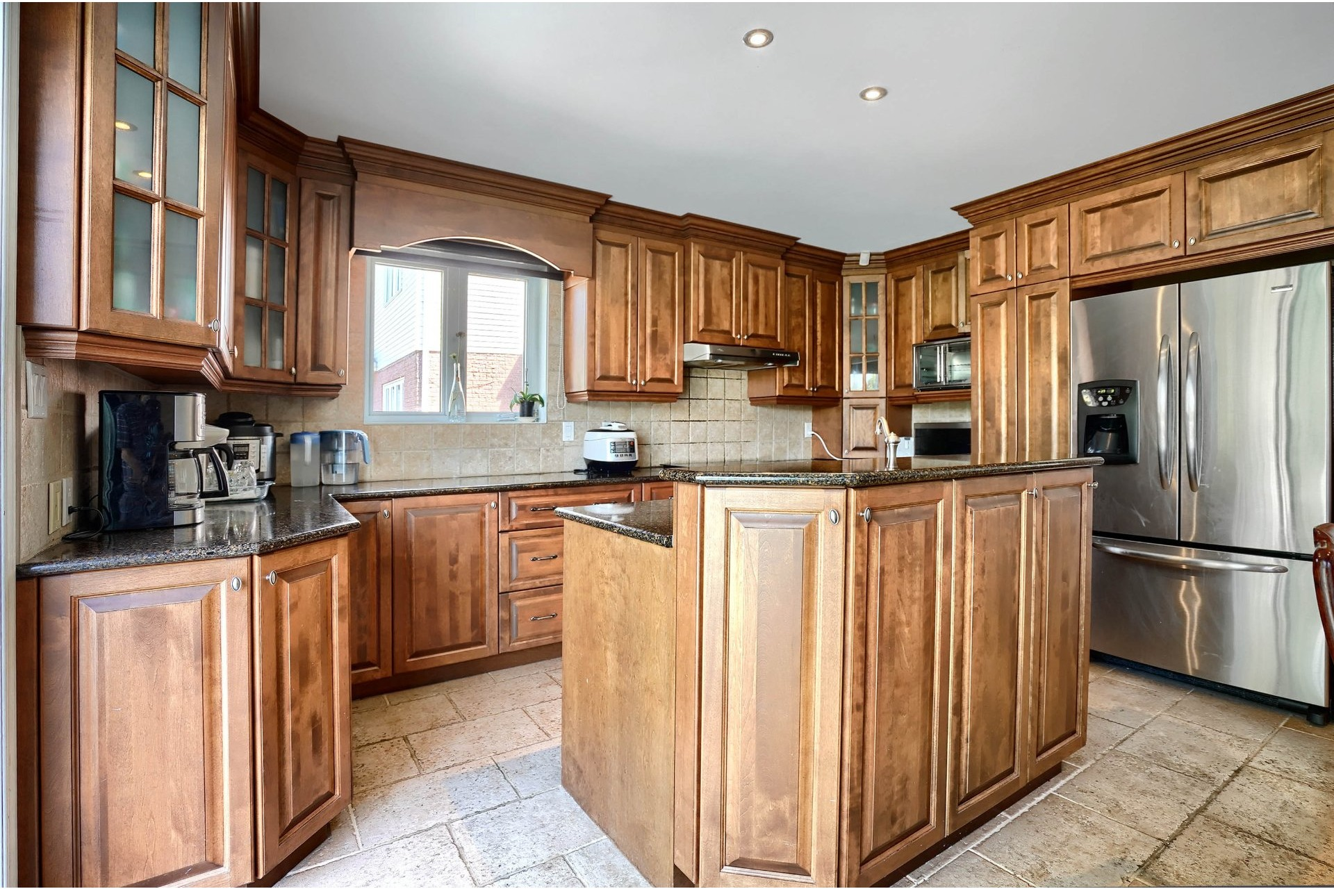 image 5 - House For sale Brossard - 18 rooms
