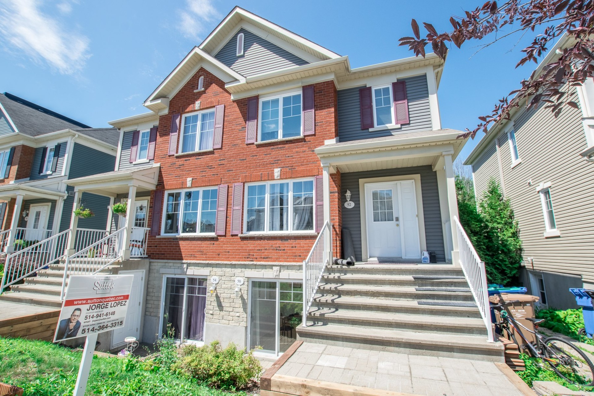 image 0 - Apartment For sale Châteauguay - 4 rooms
