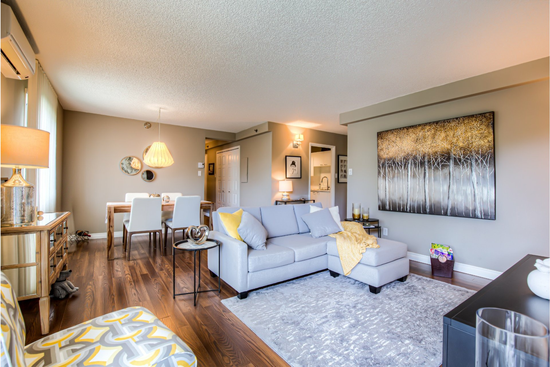 image 4 - Apartment For sale Pierrefonds-Roxboro Montréal  - 5 rooms
