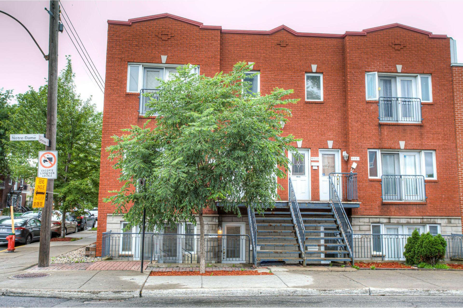 image 0 - Appartement À vendre Mercier/Hochelaga-Maisonneuve Montréal  - 6 pièces