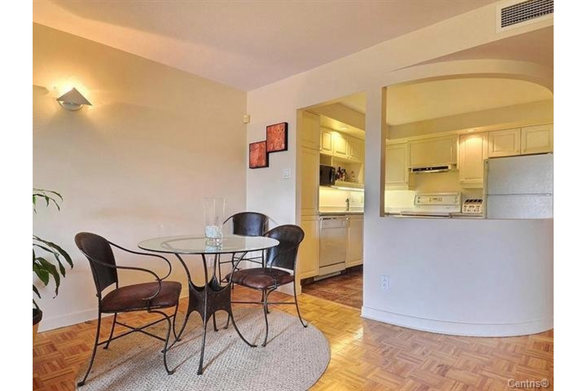 image 4 - Apartment For sale Ville-Marie Montréal  - 4 rooms
