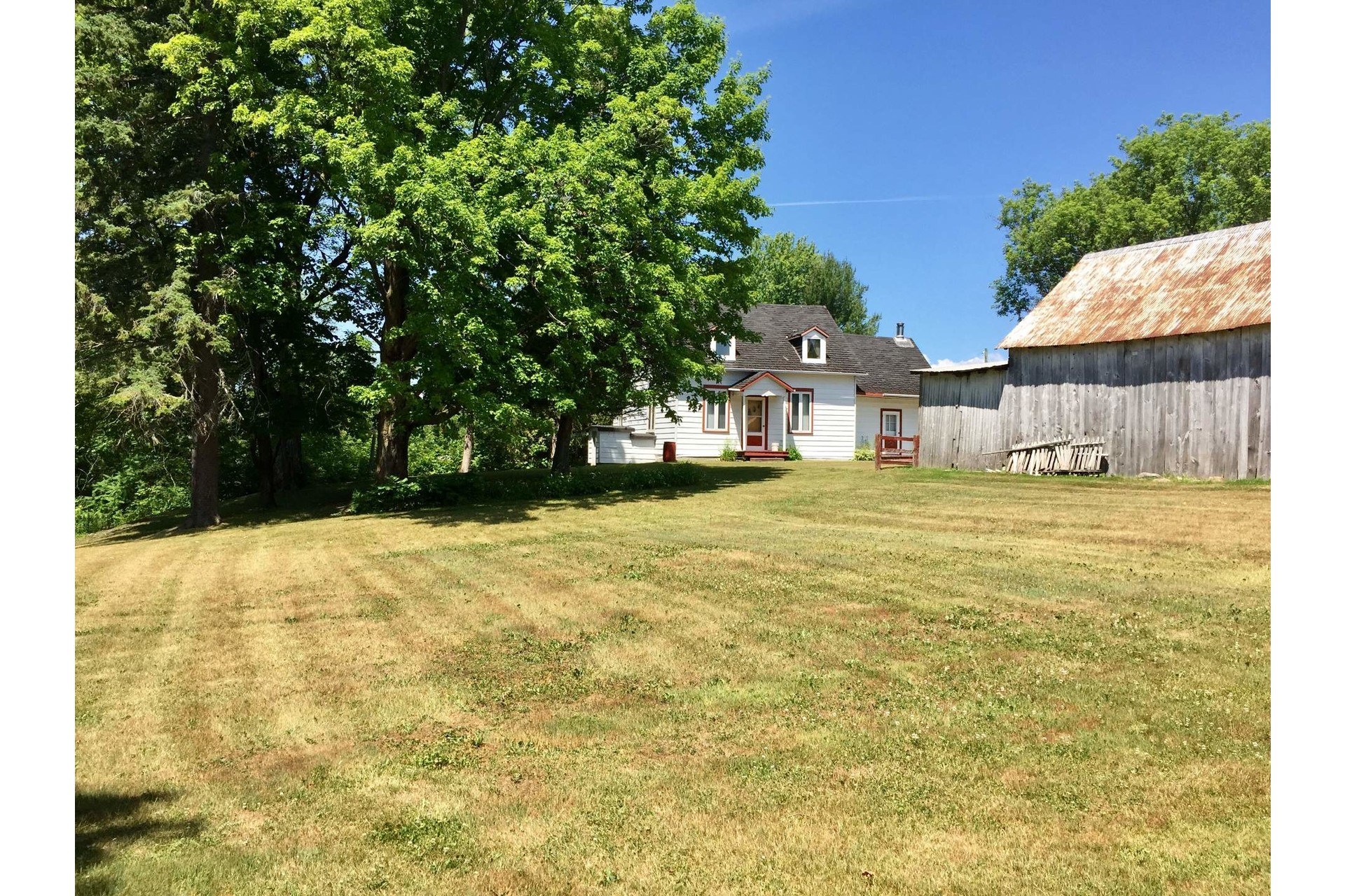 image 28 - Farmhouse For sale Rigaud - 8 rooms