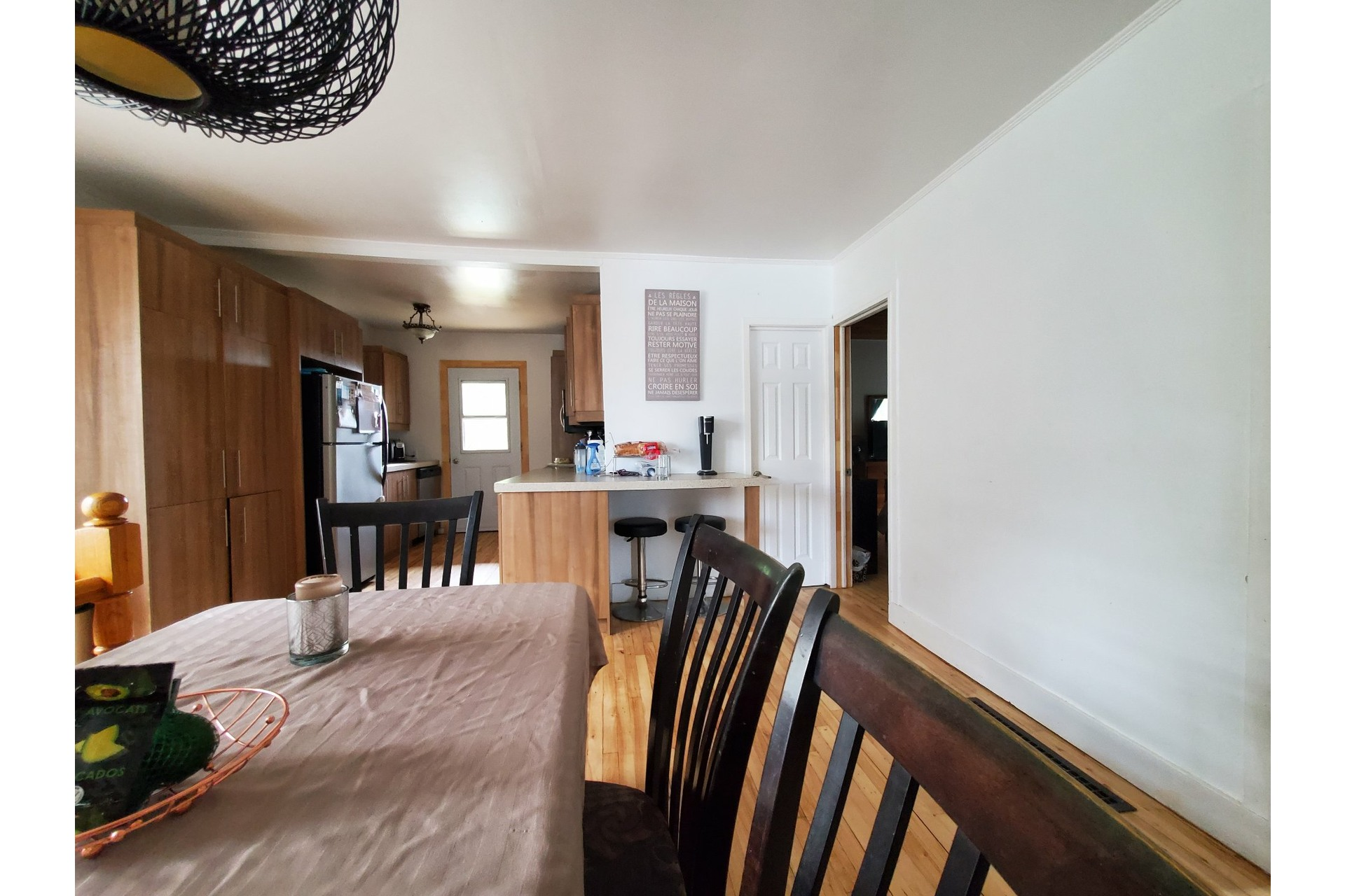 image 8 - Duplex For sale Trois-Rivières - 9 rooms