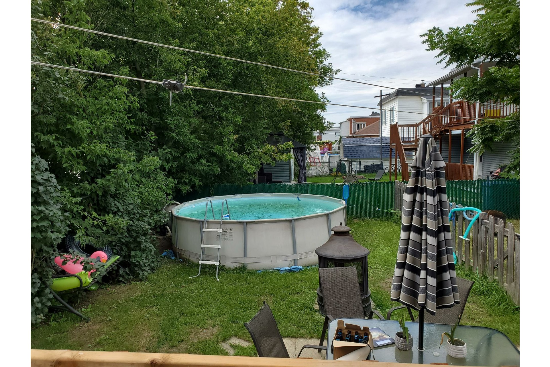 image 17 - Duplex For sale Trois-Rivières - 9 rooms