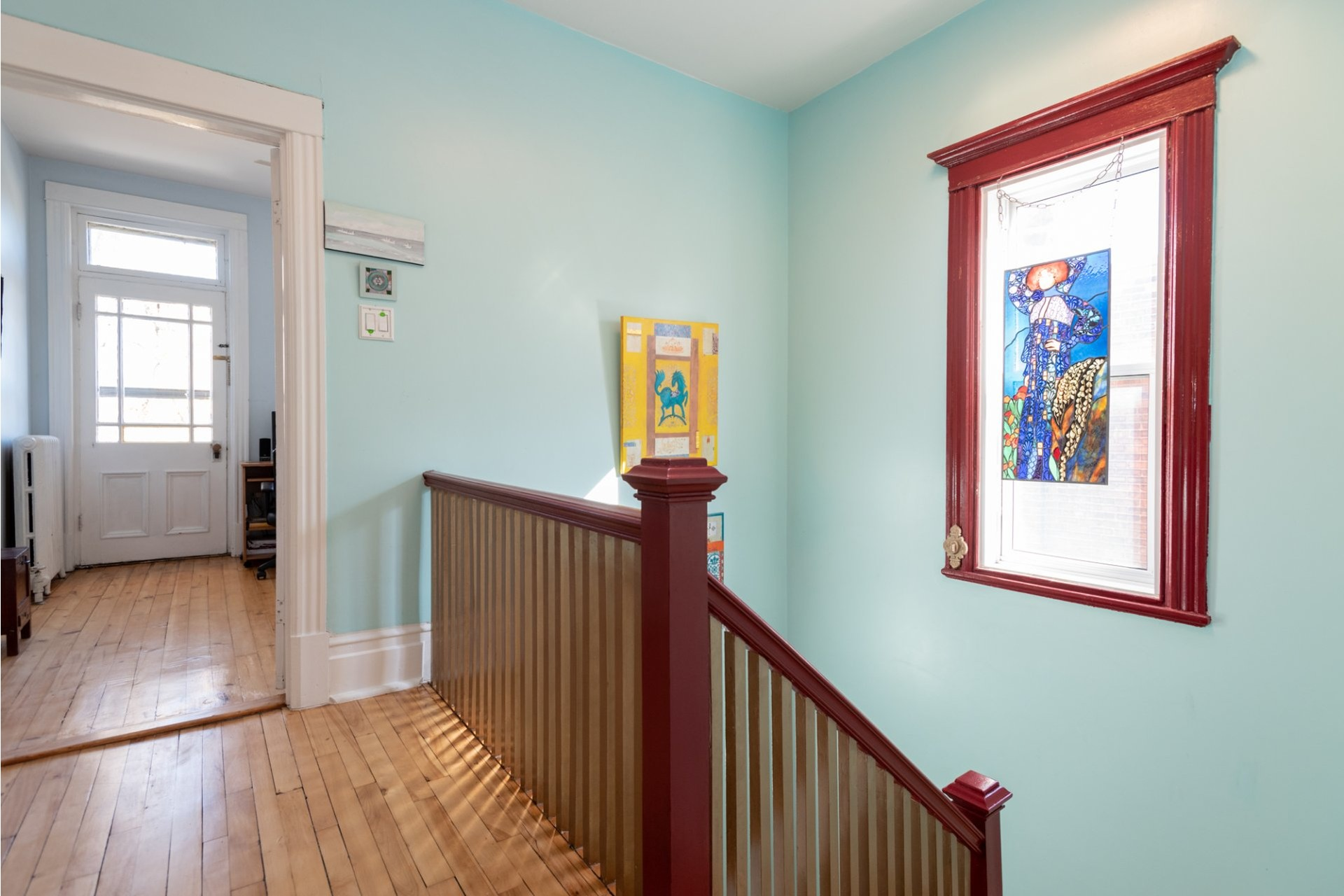 image 16 - Maison À vendre Côte-des-Neiges/Notre-Dame-de-Grâce Montréal  - 8 pièces