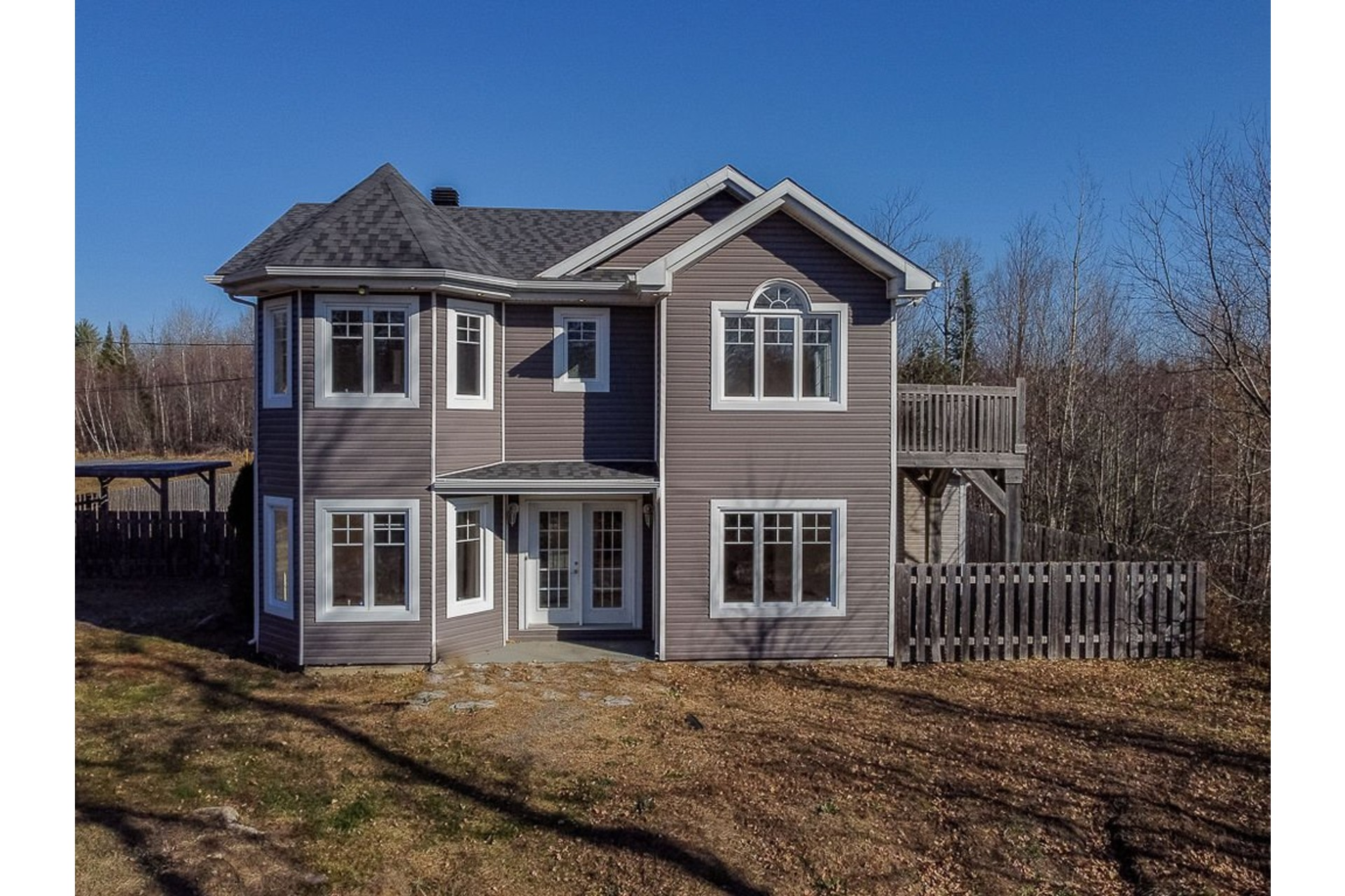 image 0 - House For sale Saint-Lin/Laurentides - 9 rooms