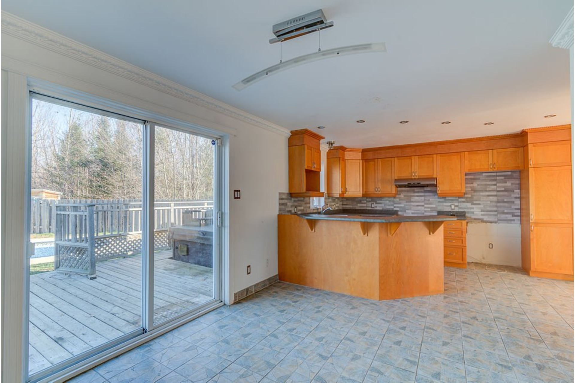 image 18 - House For sale Saint-Lin/Laurentides - 9 rooms