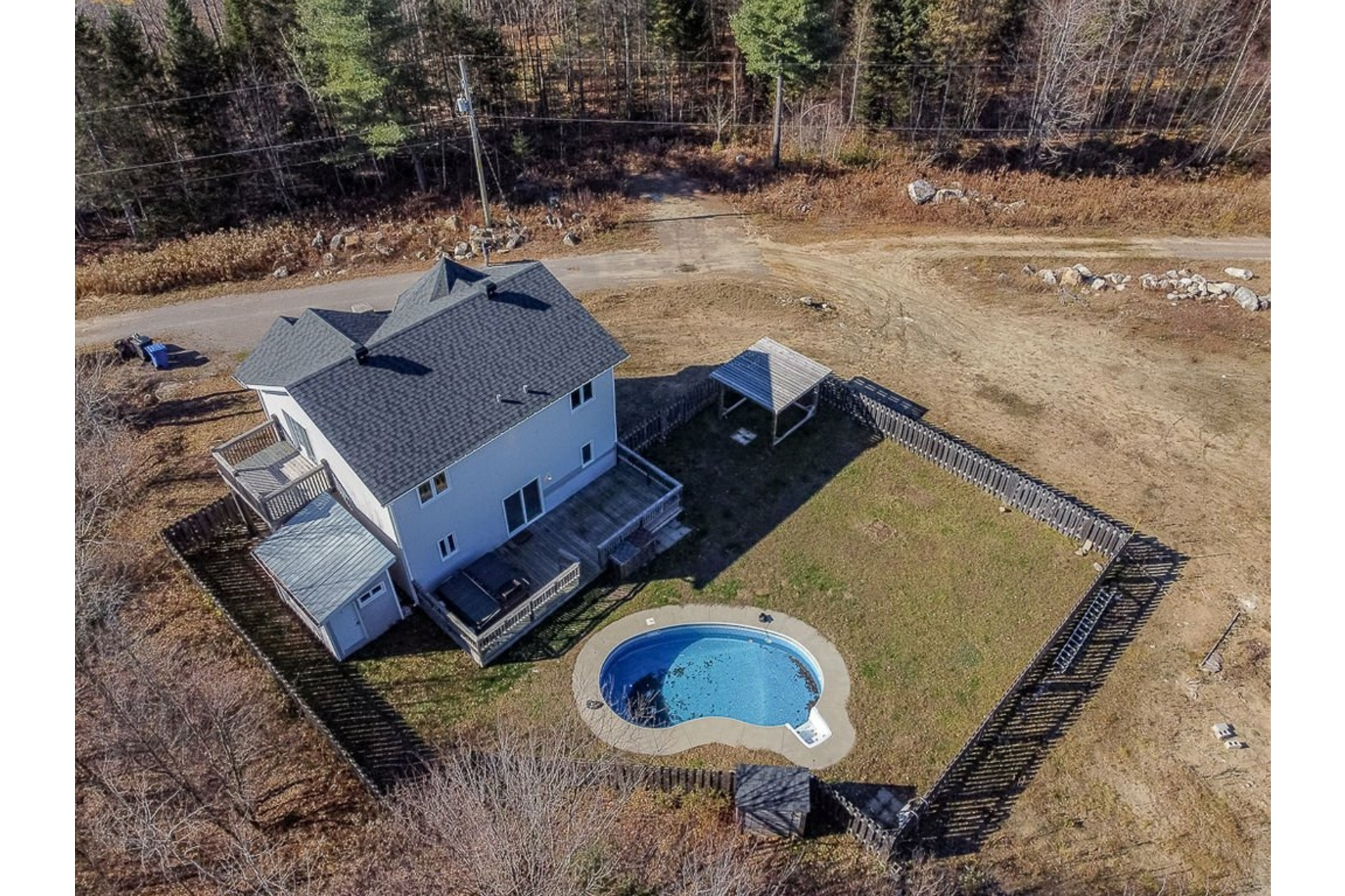 image 3 - House For sale Saint-Lin/Laurentides - 9 rooms