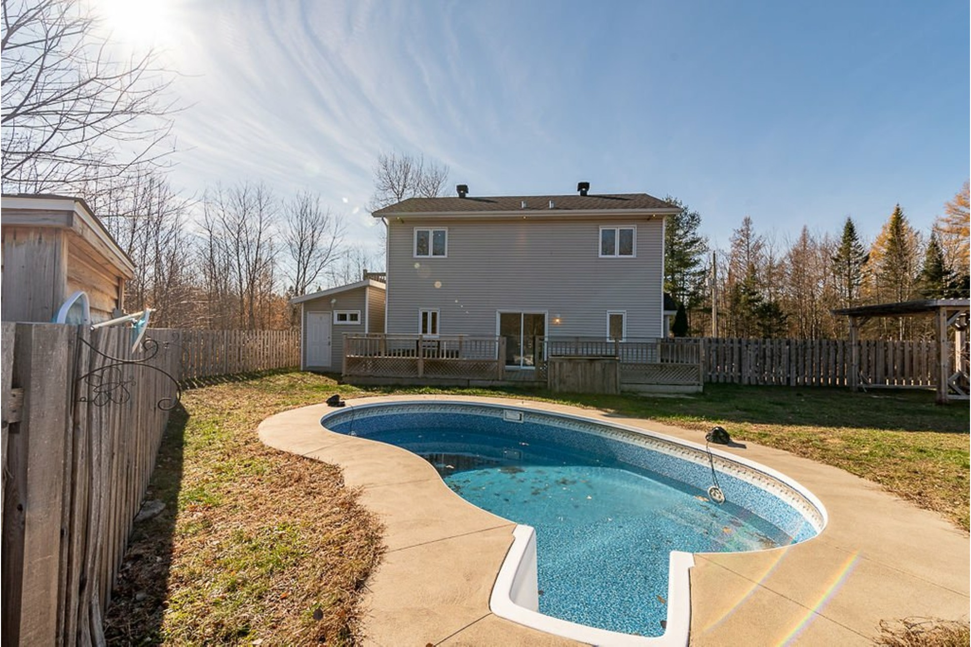 image 11 - House For sale Saint-Lin/Laurentides - 9 rooms