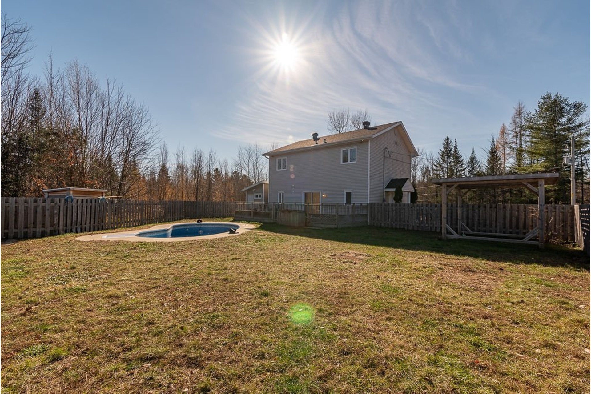 image 12 - House For sale Saint-Lin/Laurentides - 9 rooms
