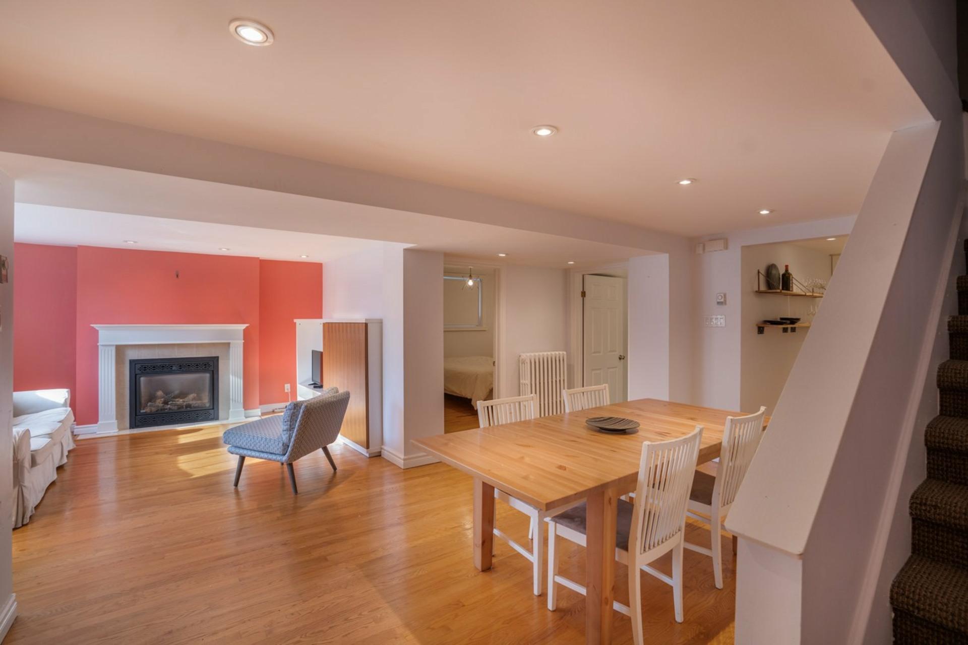 image 2 - Apartment For sale Côte-des-Neiges/Notre-Dame-de-Grâce Montréal  - 4 rooms
