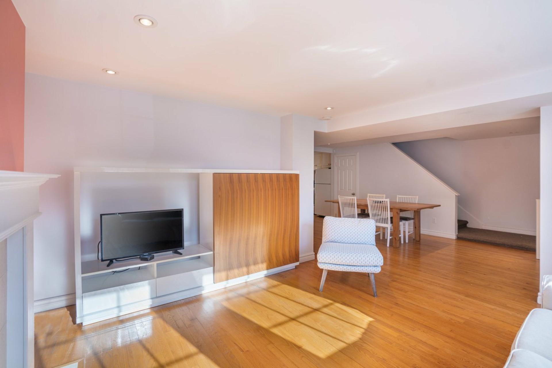 image 3 - Apartment For sale Côte-des-Neiges/Notre-Dame-de-Grâce Montréal  - 4 rooms
