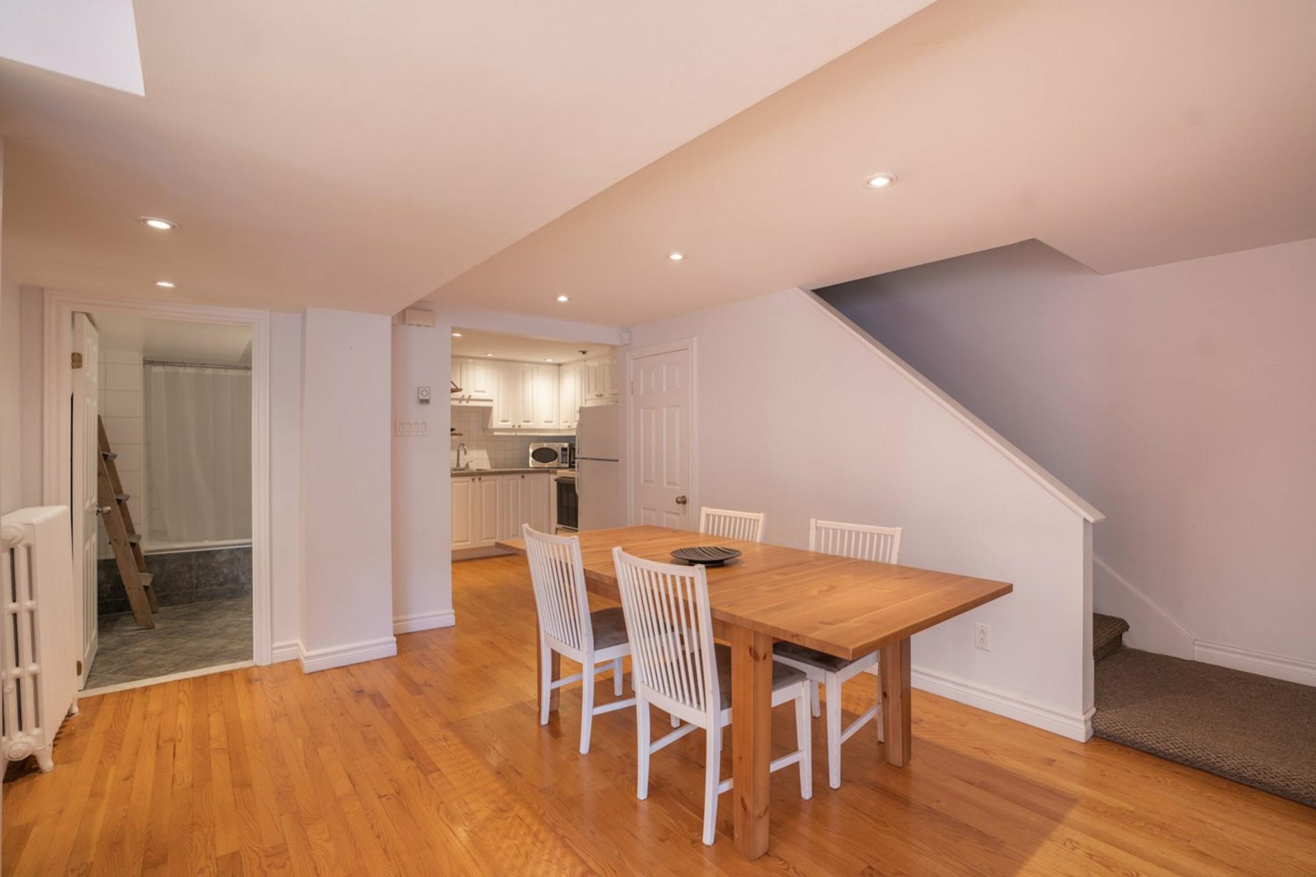 image 4 - Apartment For sale Côte-des-Neiges/Notre-Dame-de-Grâce Montréal  - 4 rooms