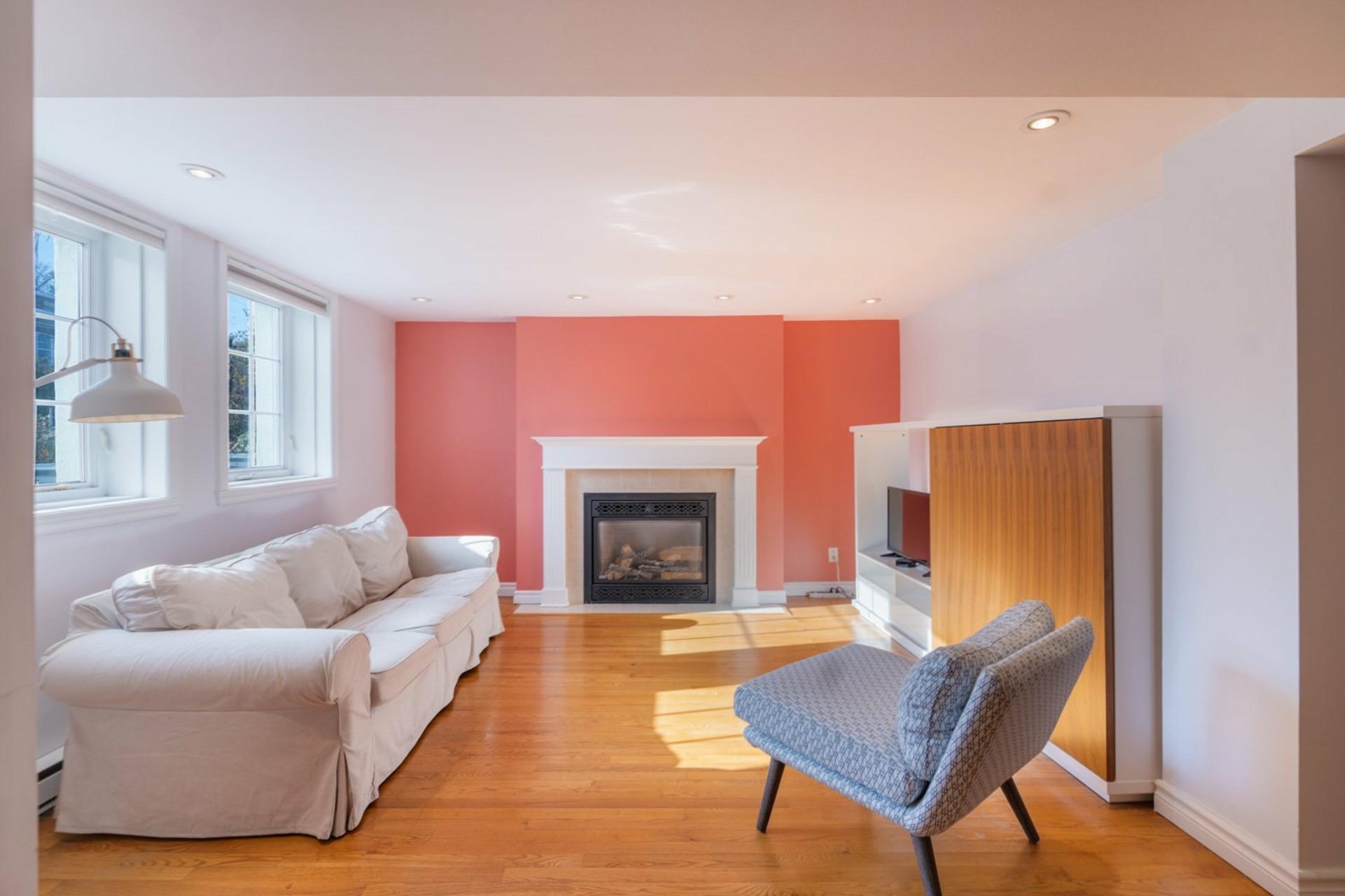 image 1 - Apartment For sale Côte-des-Neiges/Notre-Dame-de-Grâce Montréal  - 4 rooms