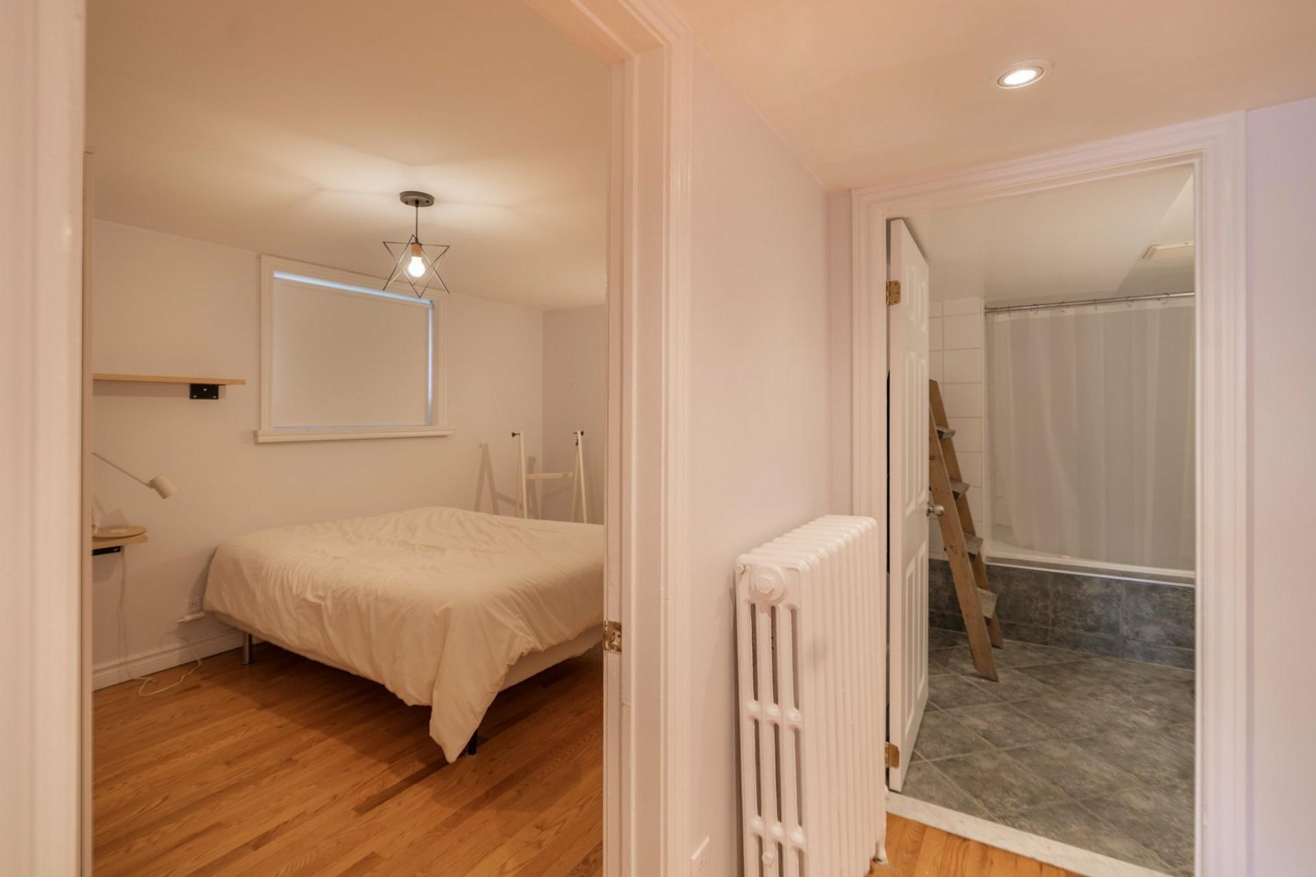 image 8 - Apartment For sale Côte-des-Neiges/Notre-Dame-de-Grâce Montréal  - 4 rooms