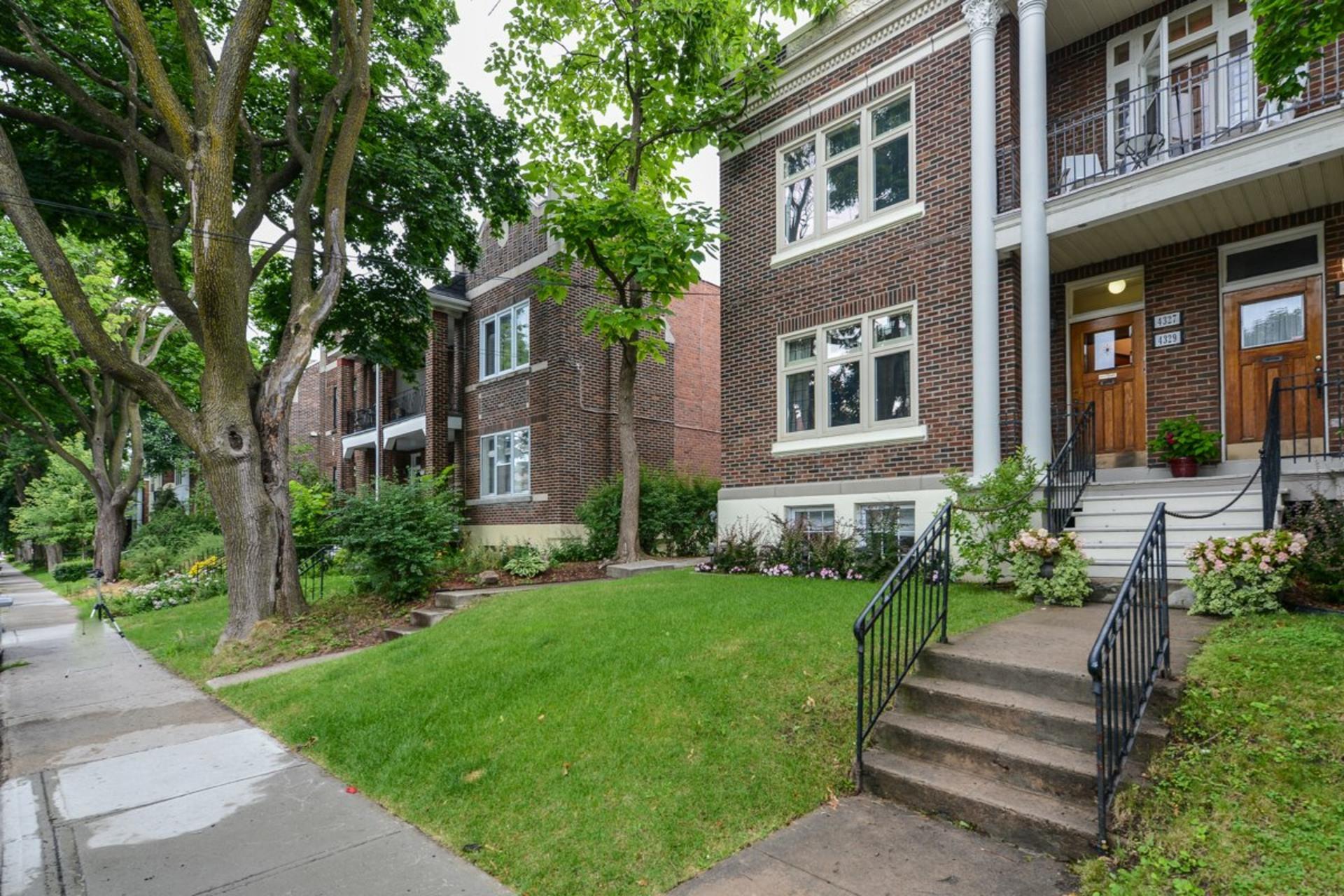 image 13 - Apartment For sale Côte-des-Neiges/Notre-Dame-de-Grâce Montréal  - 4 rooms