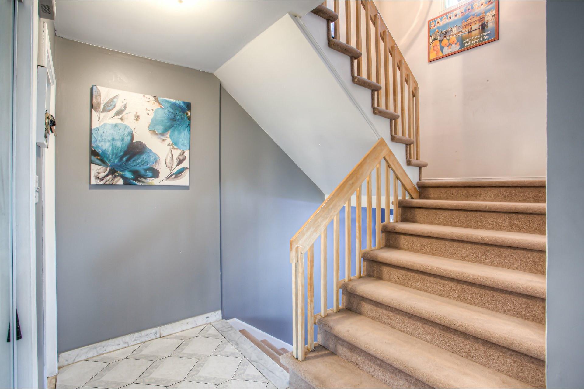 image 4 - House For sale Pierrefonds-Roxboro Montréal  - 8 rooms