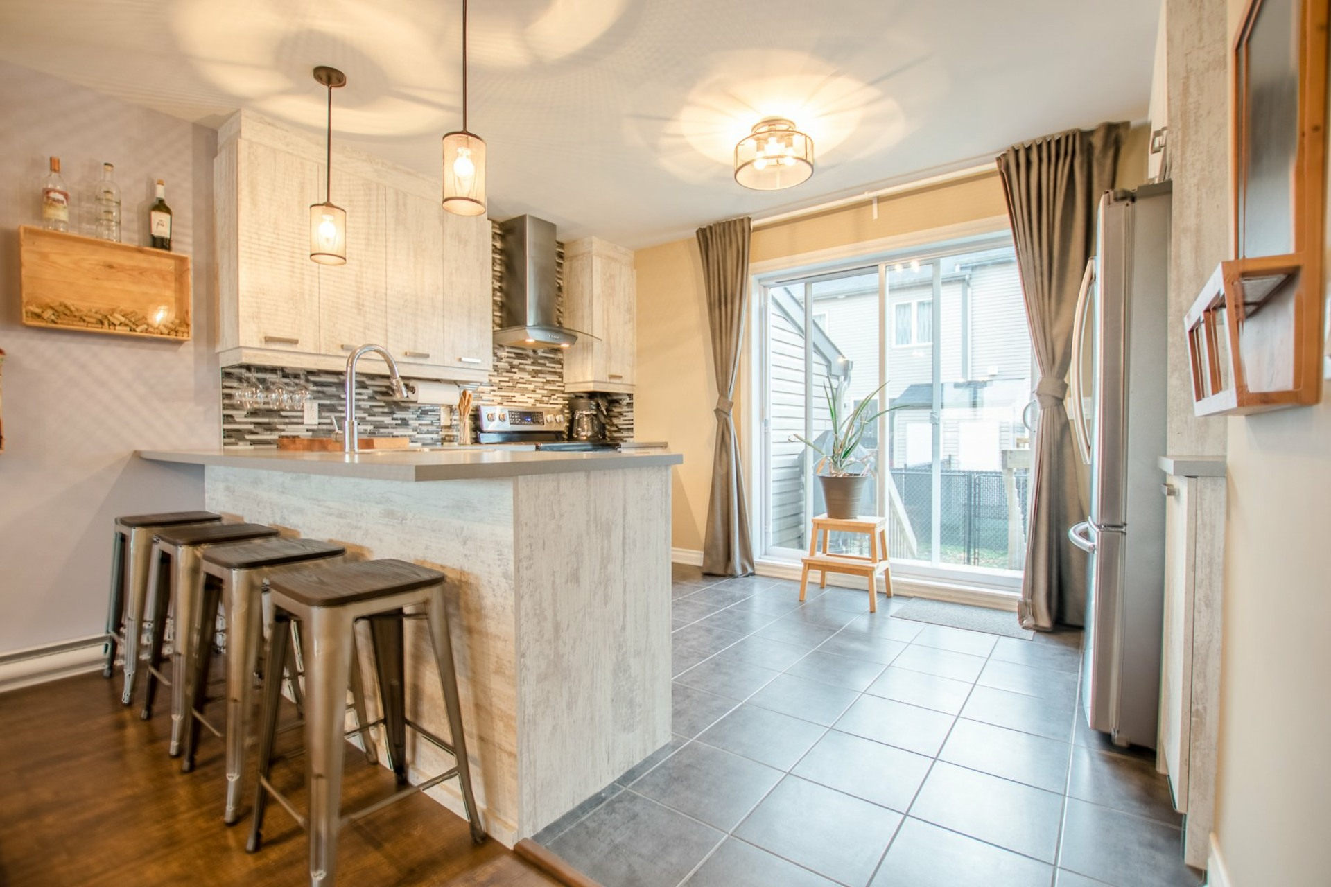 image 3 - MX - Casa sola - MX En venta Saint-Rémi - 11 habitaciones