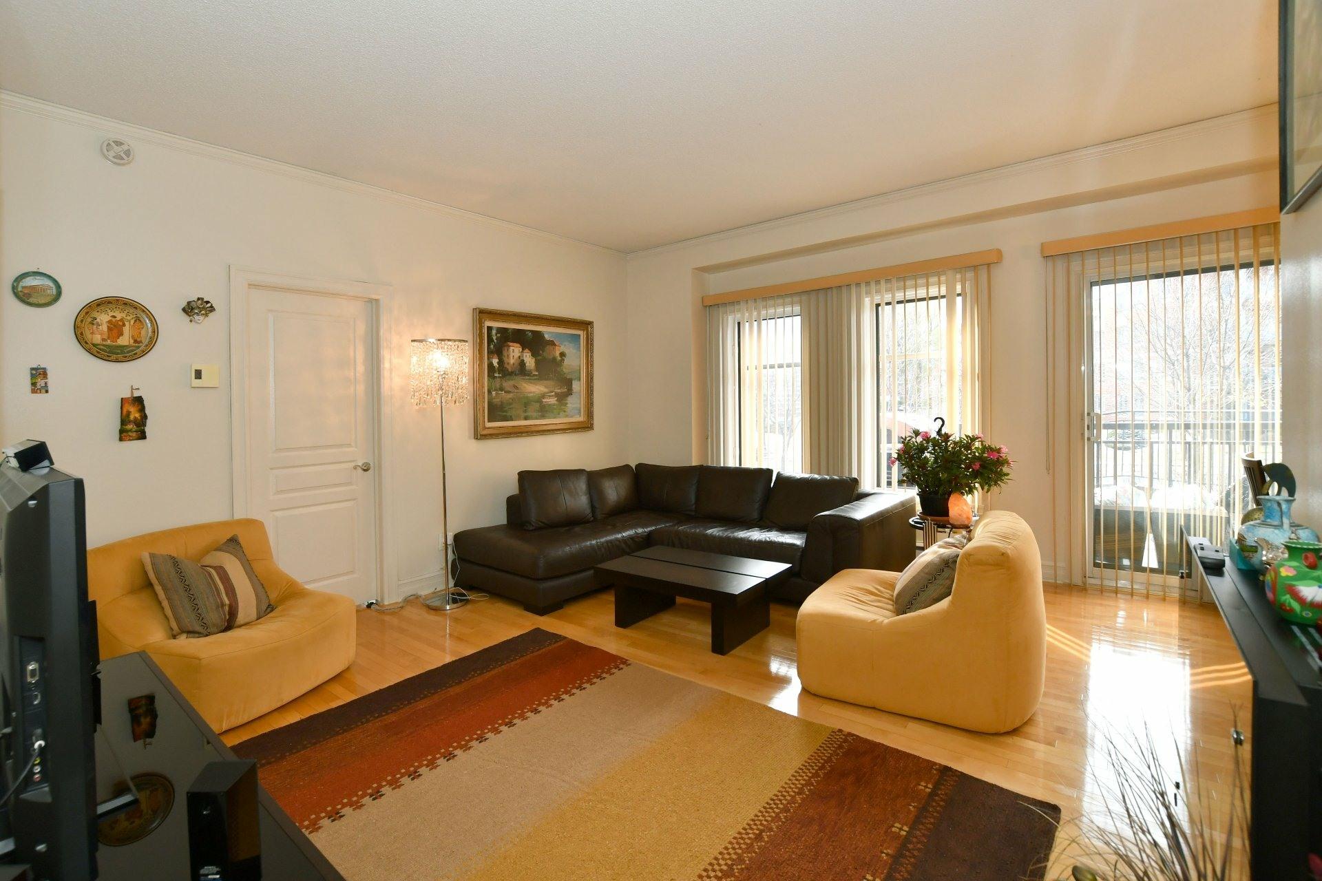 image 2 - Apartment For sale Saint-Laurent Montréal  - 5 rooms