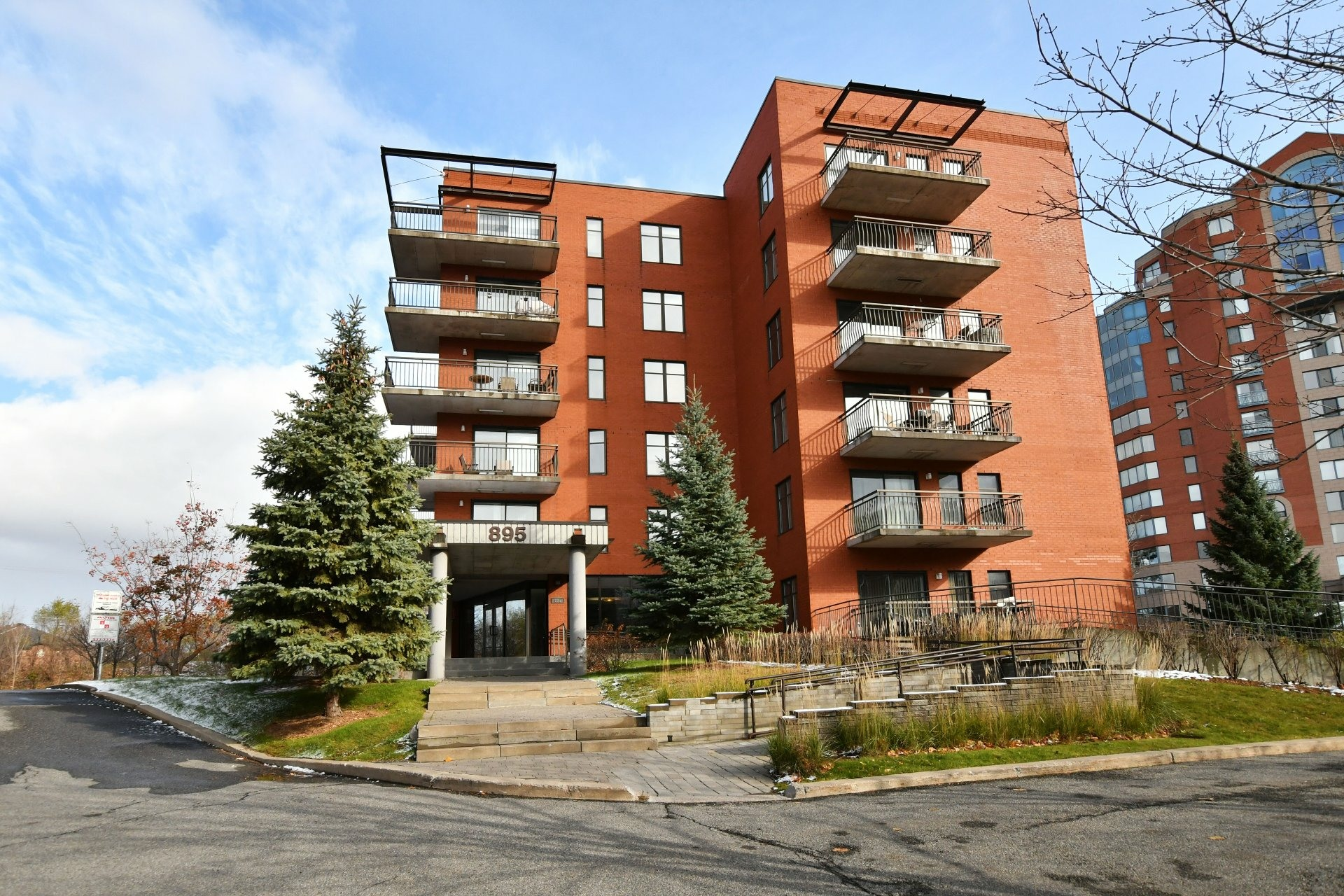 image 22 - Apartment For sale Saint-Laurent Montréal  - 5 rooms
