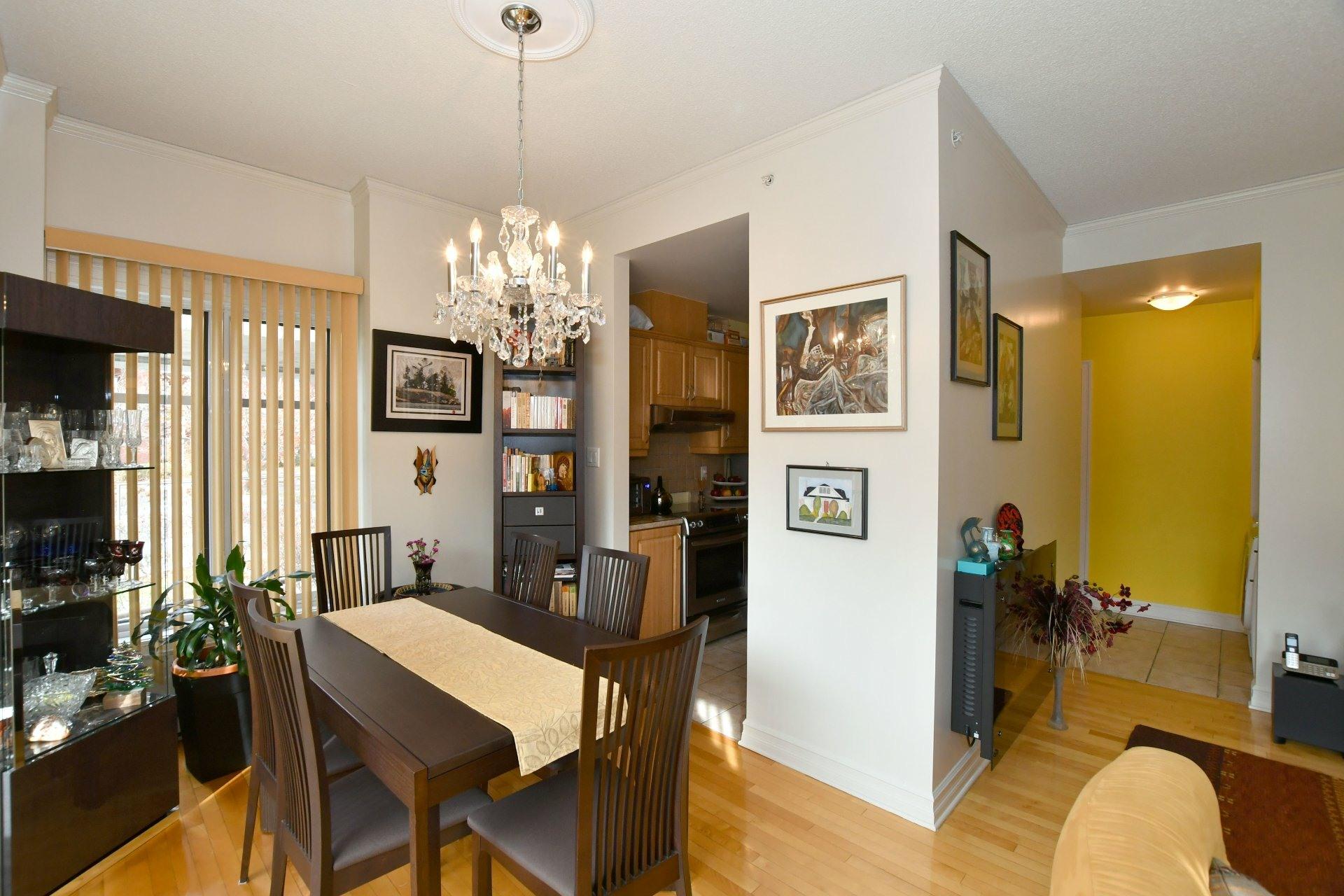 image 5 - Apartment For sale Saint-Laurent Montréal  - 5 rooms