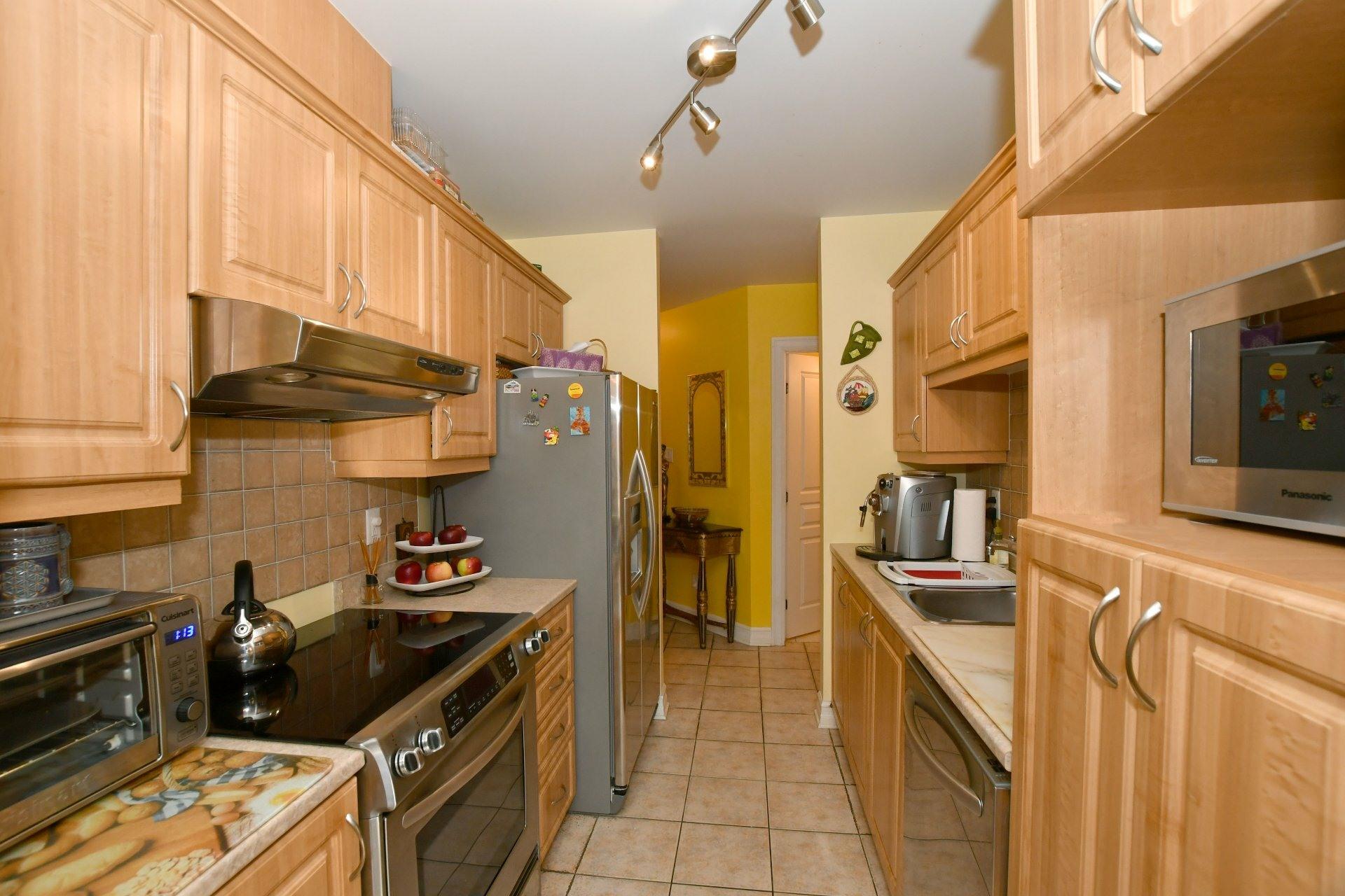 image 7 - Apartment For sale Saint-Laurent Montréal  - 5 rooms