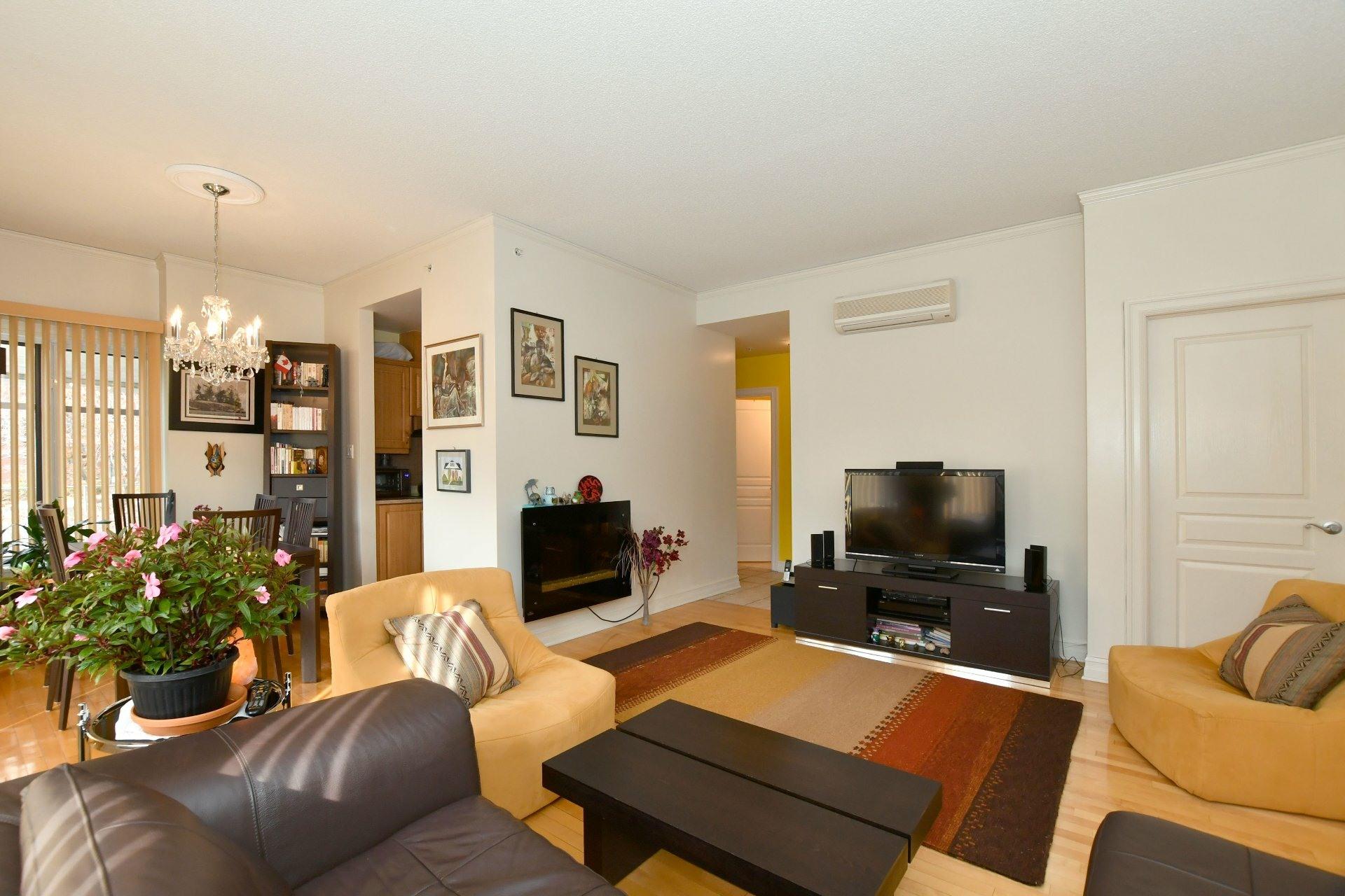 image 0 - Apartment For sale Saint-Laurent Montréal  - 5 rooms
