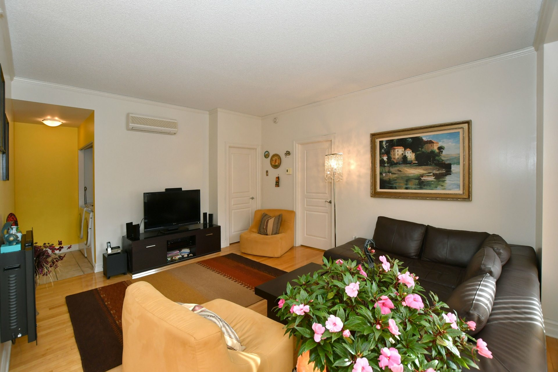 image 1 - Apartment For sale Saint-Laurent Montréal  - 5 rooms