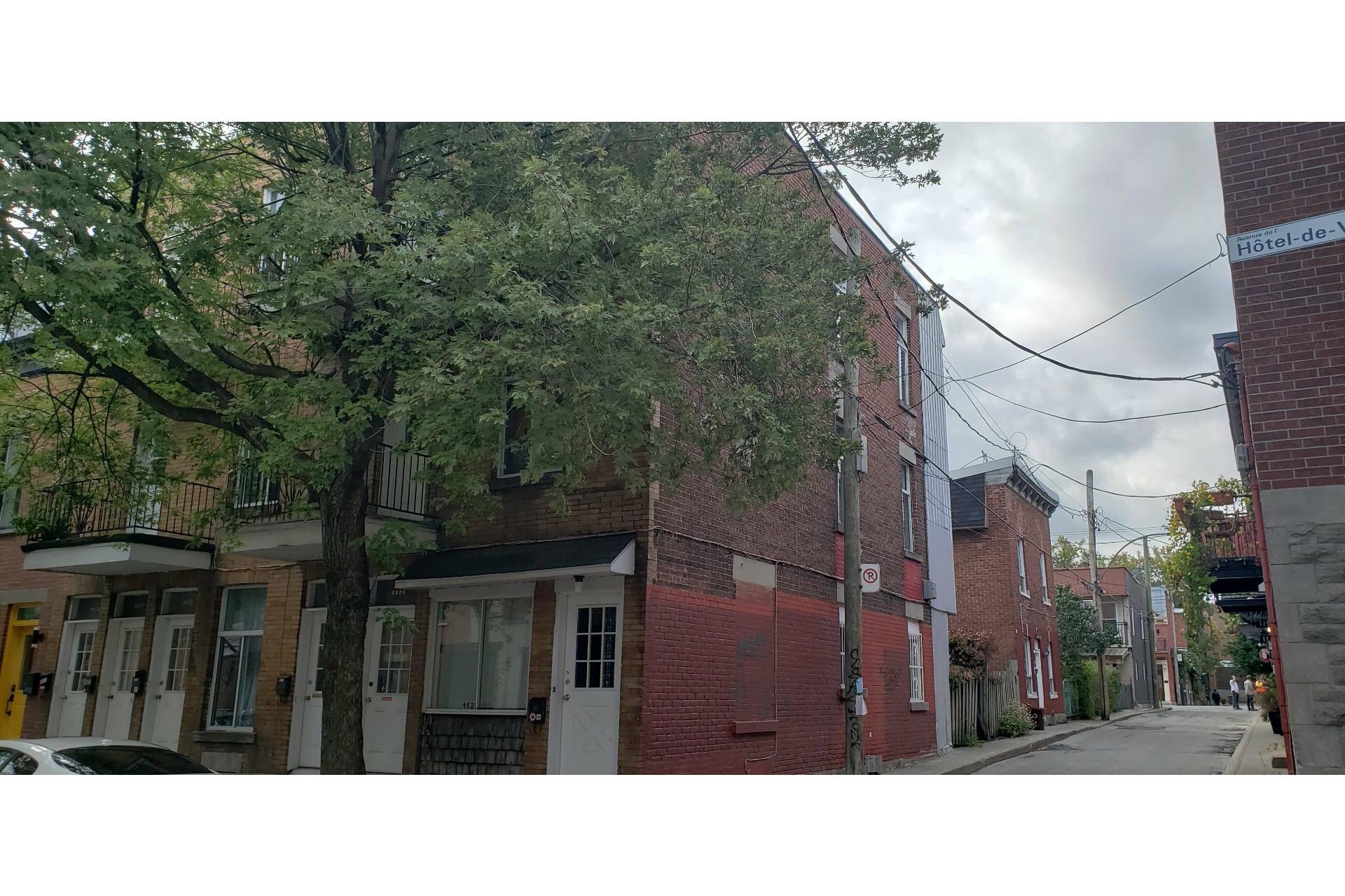 image 1 - Income property For sale Le Plateau-Mont-Royal Montréal  - 4 rooms