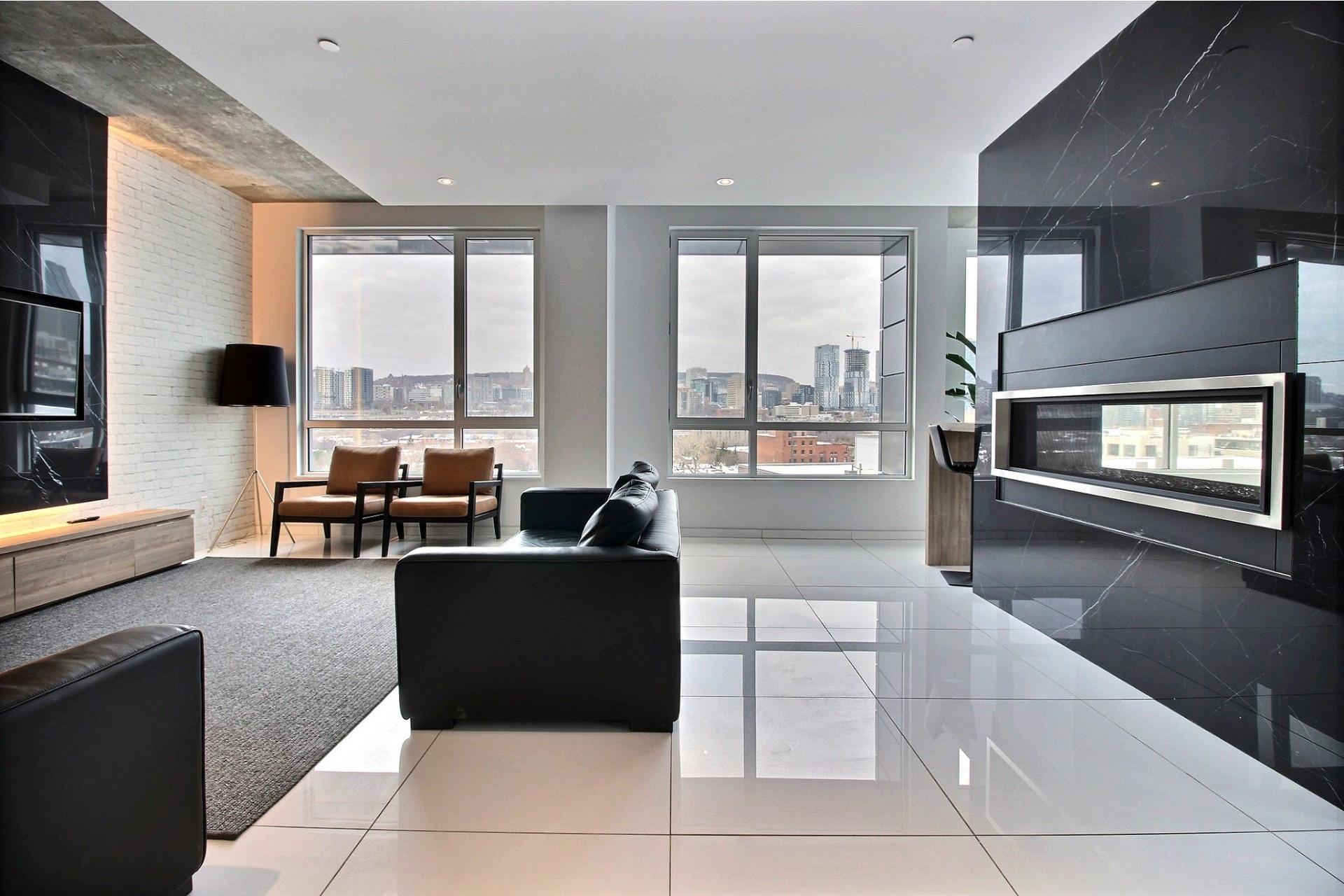 image 3 - Apartment For sale Le Sud-Ouest Montréal  - 6 rooms