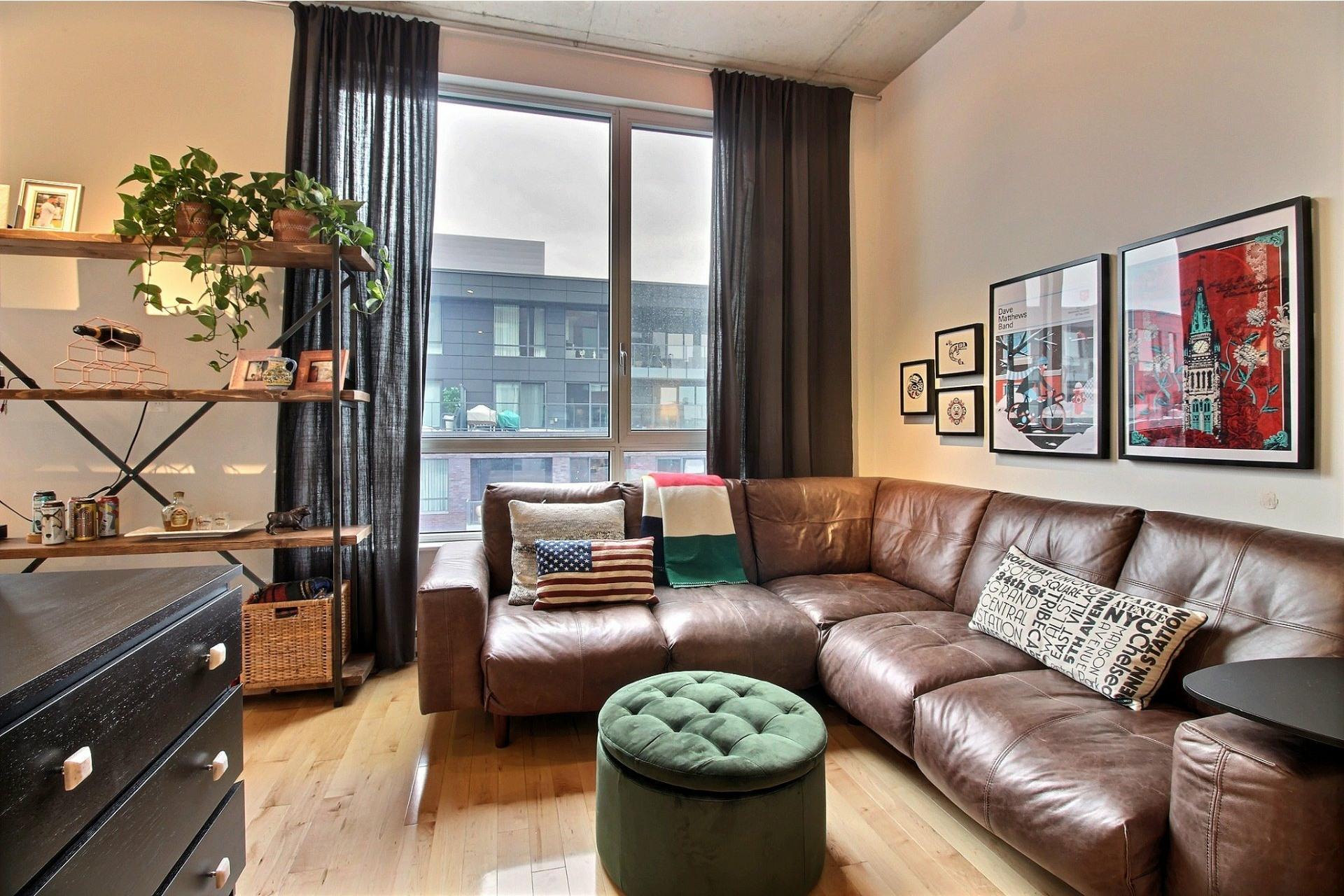 image 9 - Apartment For sale Le Sud-Ouest Montréal  - 6 rooms