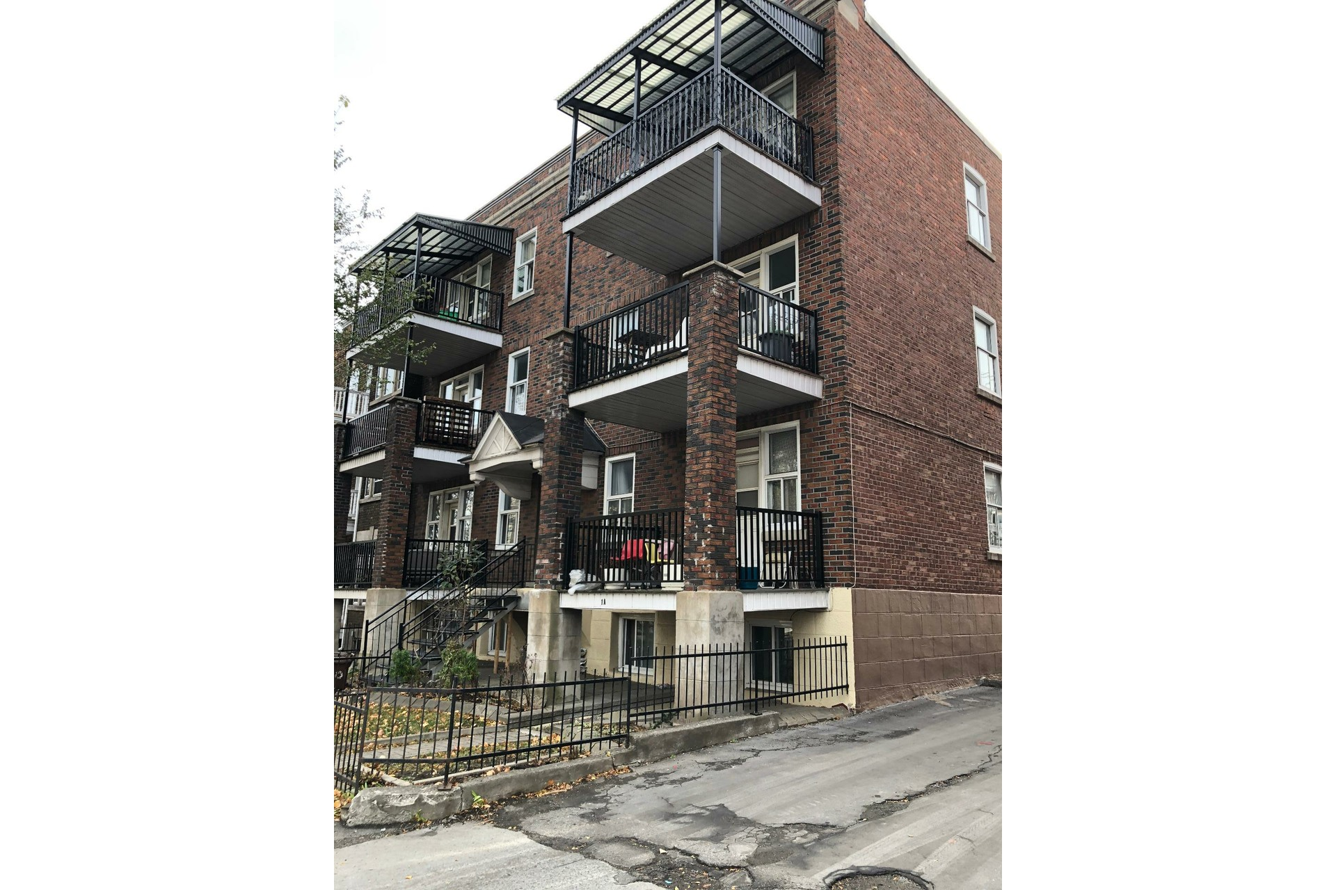 image 3 - Income property For sale Mercier/Hochelaga-Maisonneuve Montréal