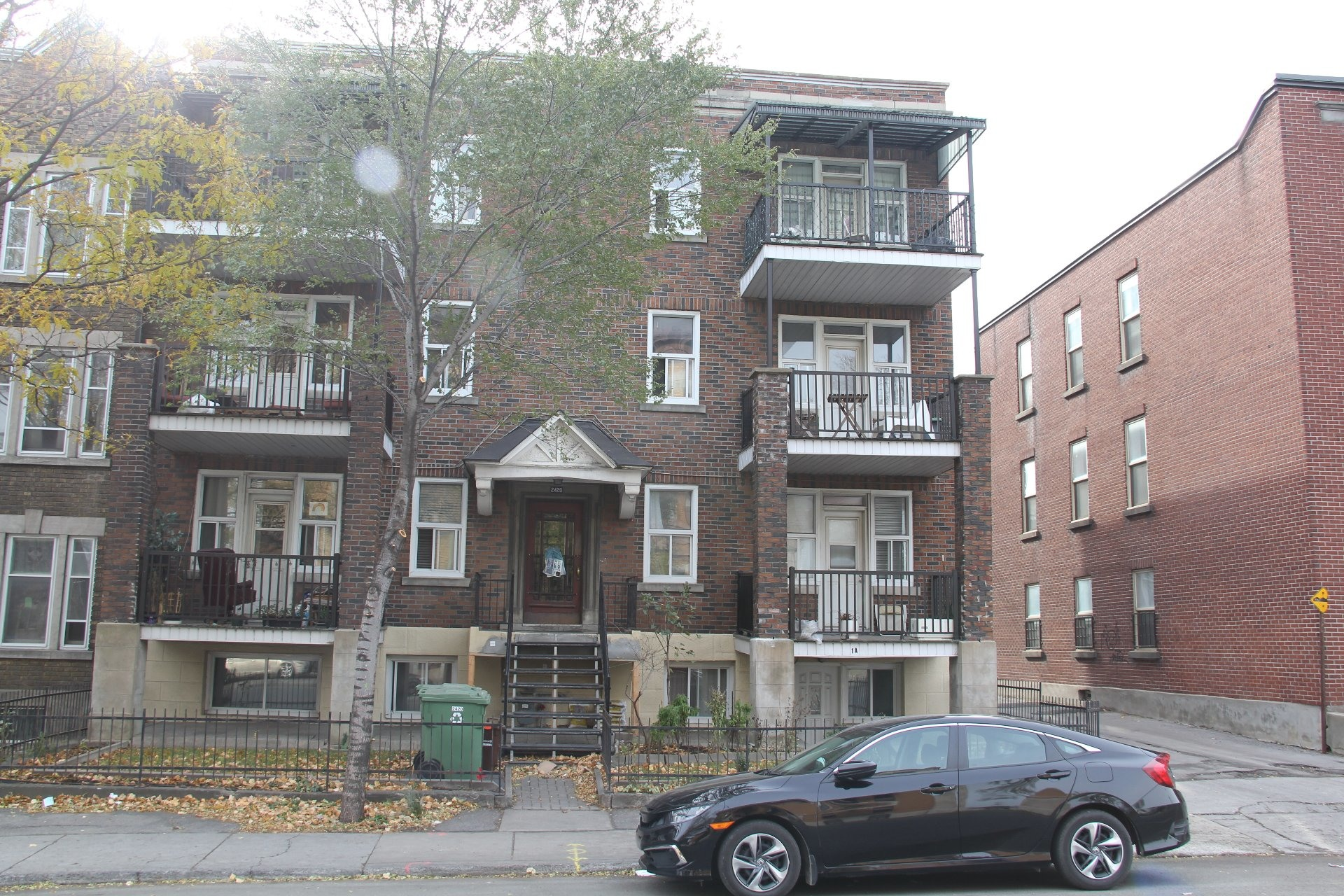image 0 - Income property For sale Mercier/Hochelaga-Maisonneuve Montréal