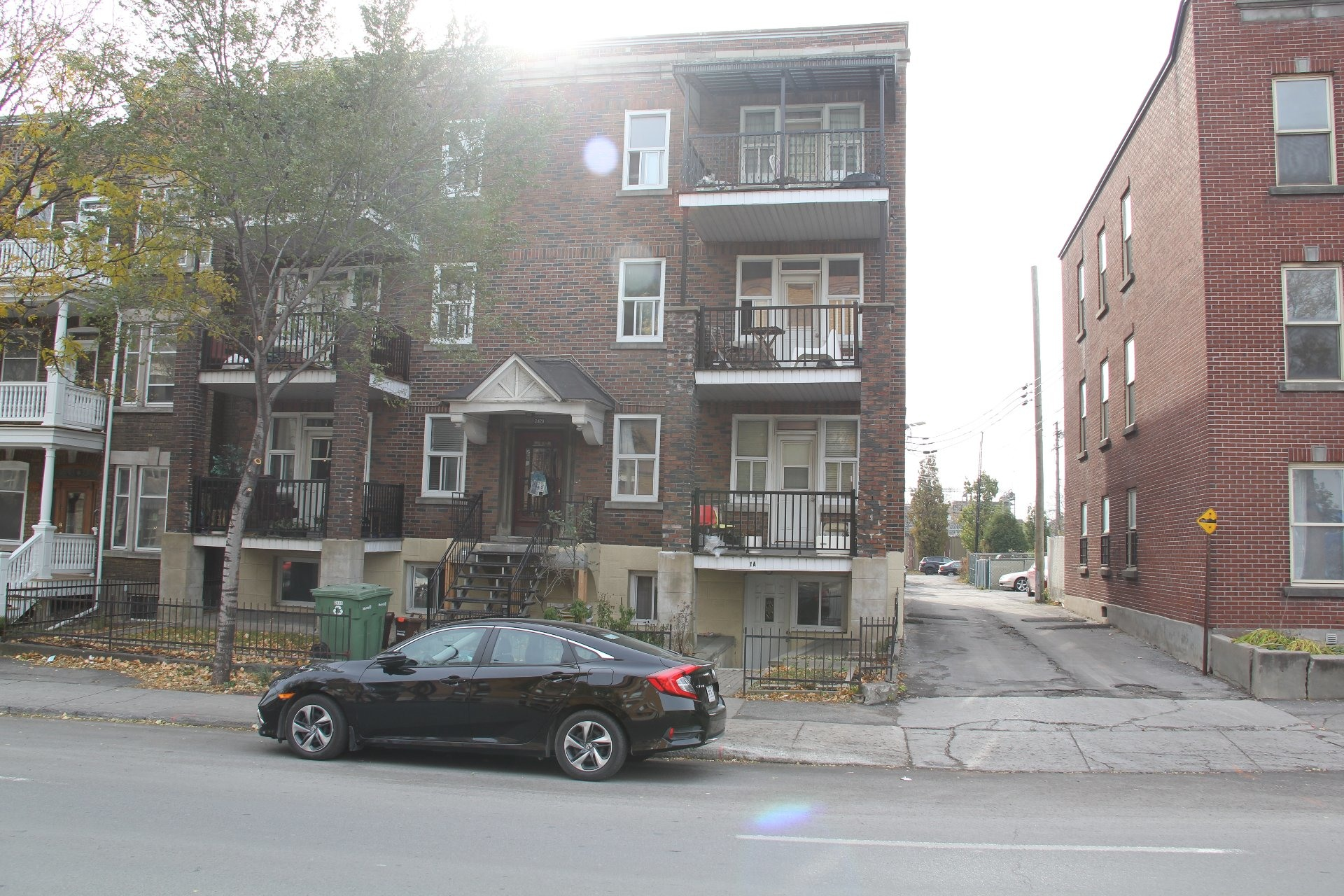 image 1 - Income property For sale Mercier/Hochelaga-Maisonneuve Montréal