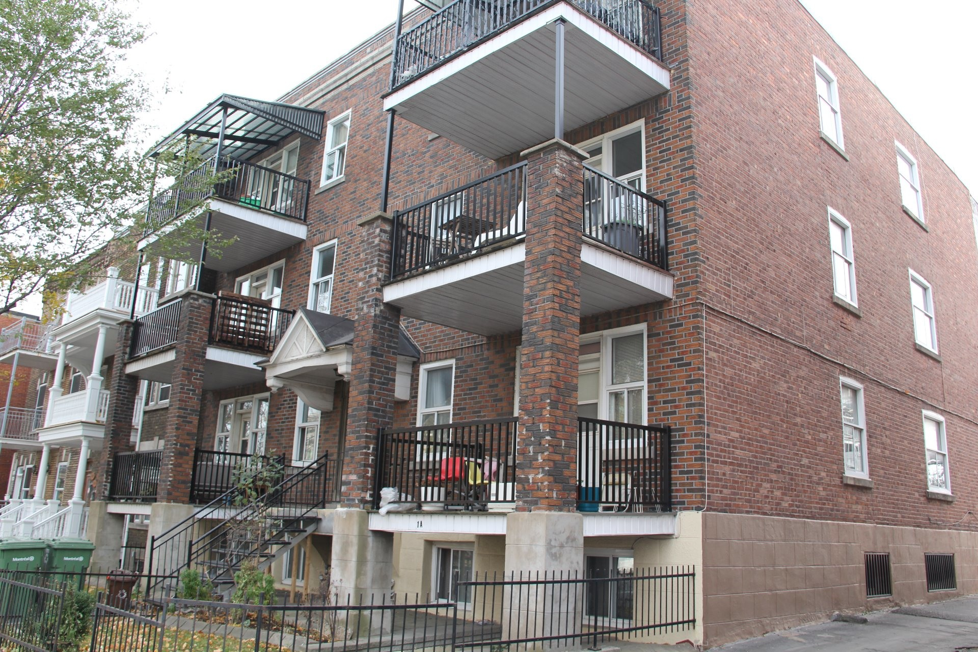 image 2 - Income property For sale Mercier/Hochelaga-Maisonneuve Montréal