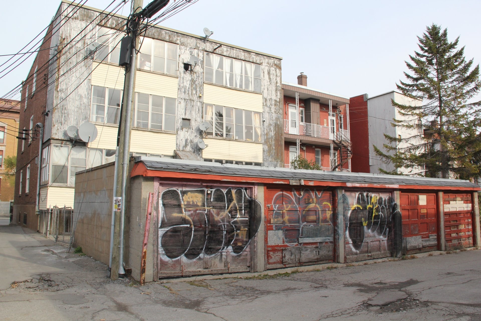 image 4 - Income property For sale Mercier/Hochelaga-Maisonneuve Montréal