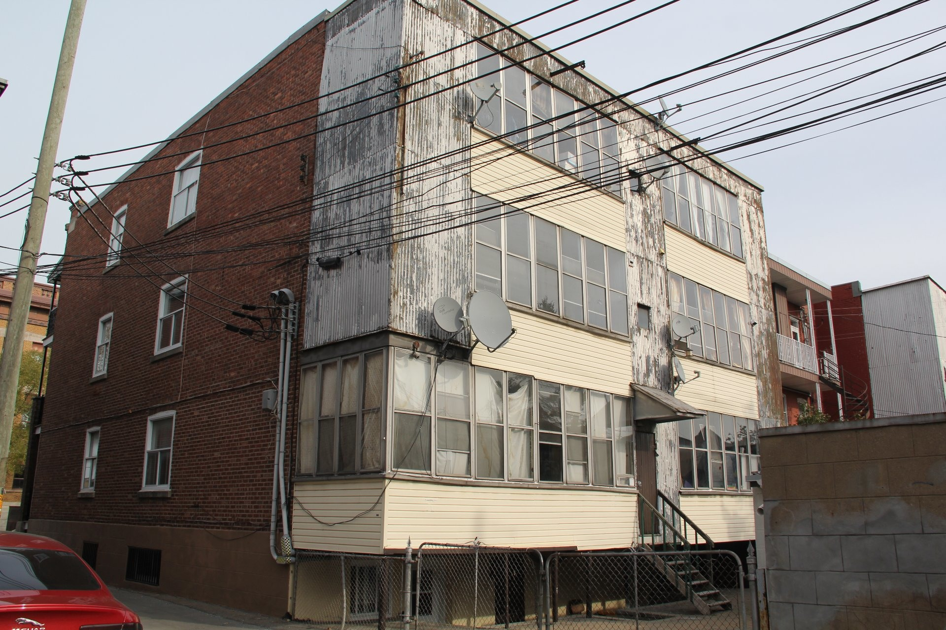 image 6 - Income property For sale Mercier/Hochelaga-Maisonneuve Montréal