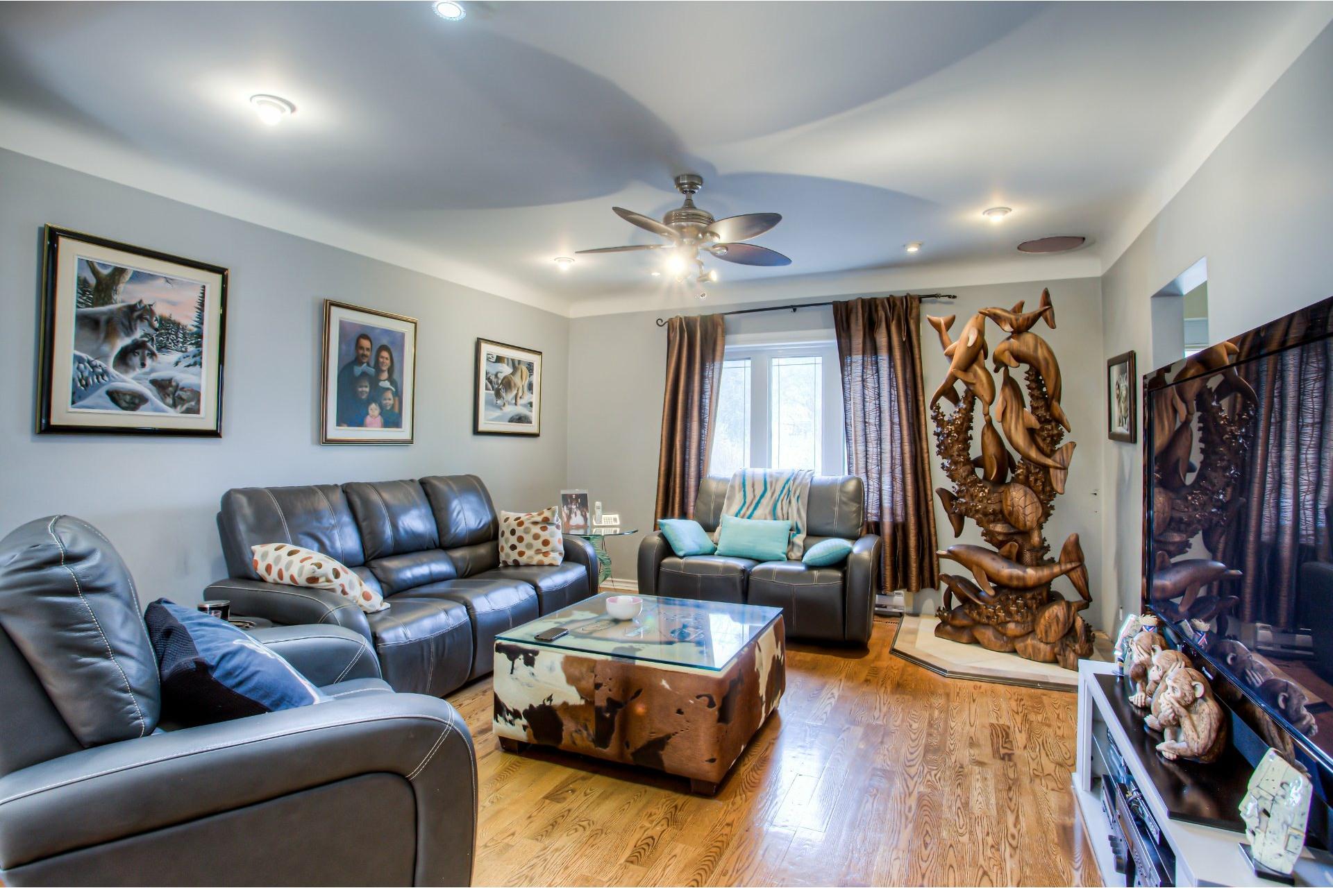image 5 - House For sale Le Sud-Ouest Montréal  - 13 rooms