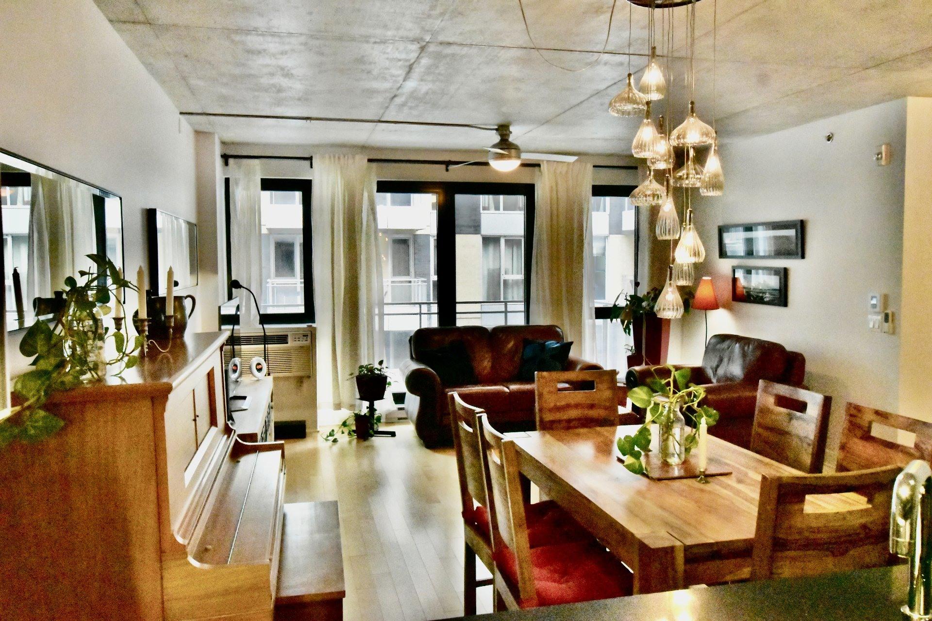 image 5 - Appartement À vendre Le Sud-Ouest Montréal  - 11 pièces