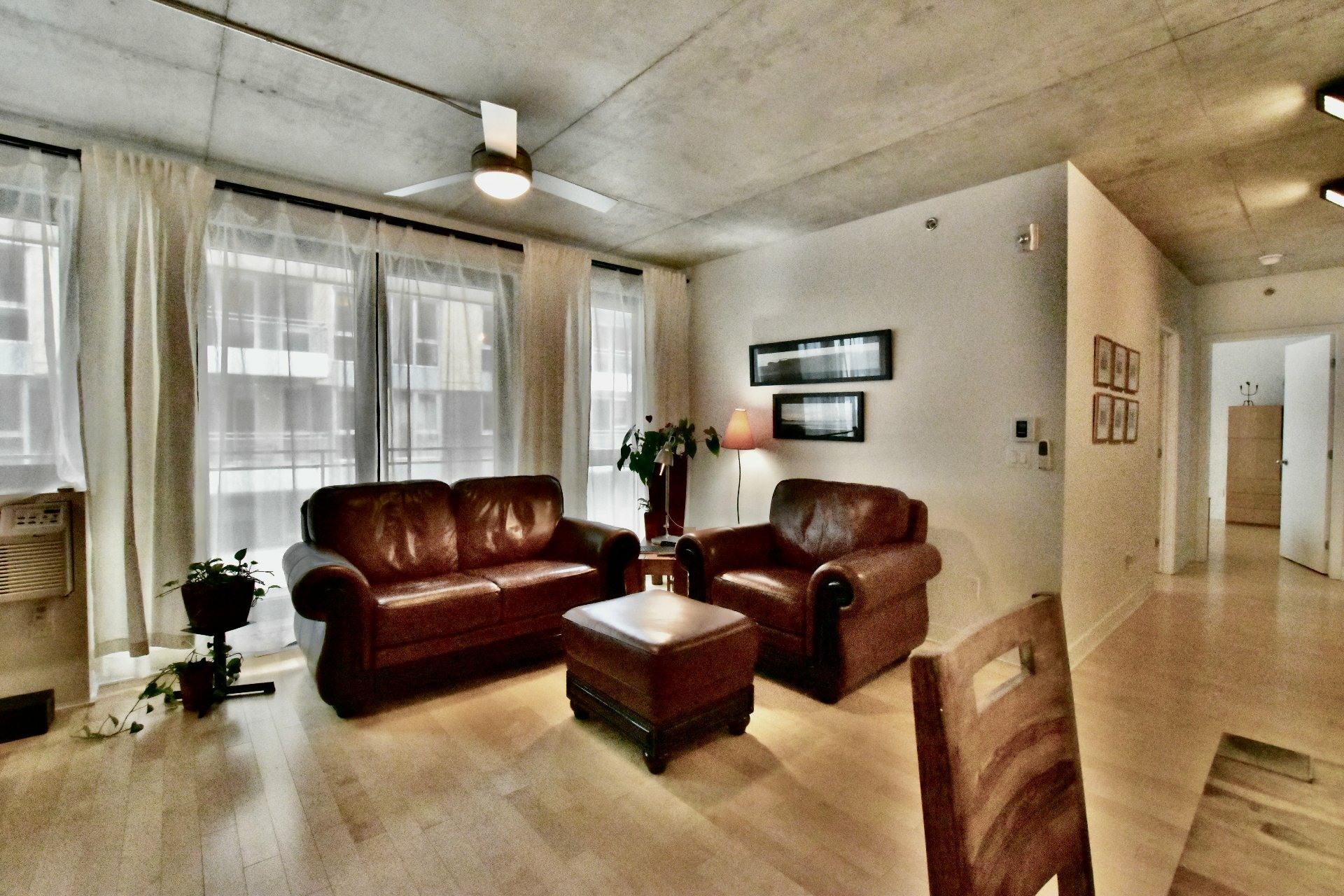 image 8 - Appartement À vendre Le Sud-Ouest Montréal  - 11 pièces