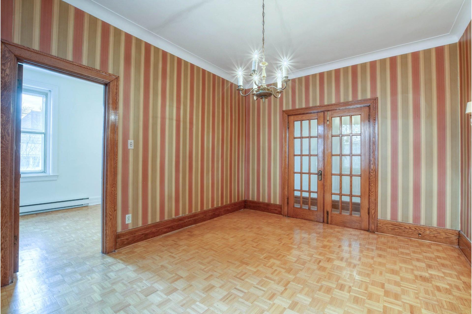 image 4 - Duplex For sale Côte-des-Neiges/Notre-Dame-de-Grâce Montréal  - 8 rooms