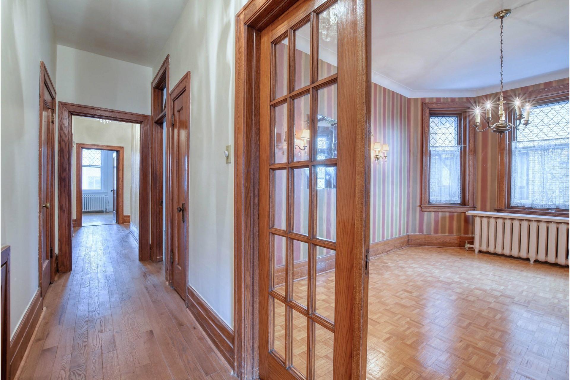 image 5 - Duplex For sale Côte-des-Neiges/Notre-Dame-de-Grâce Montréal  - 8 rooms