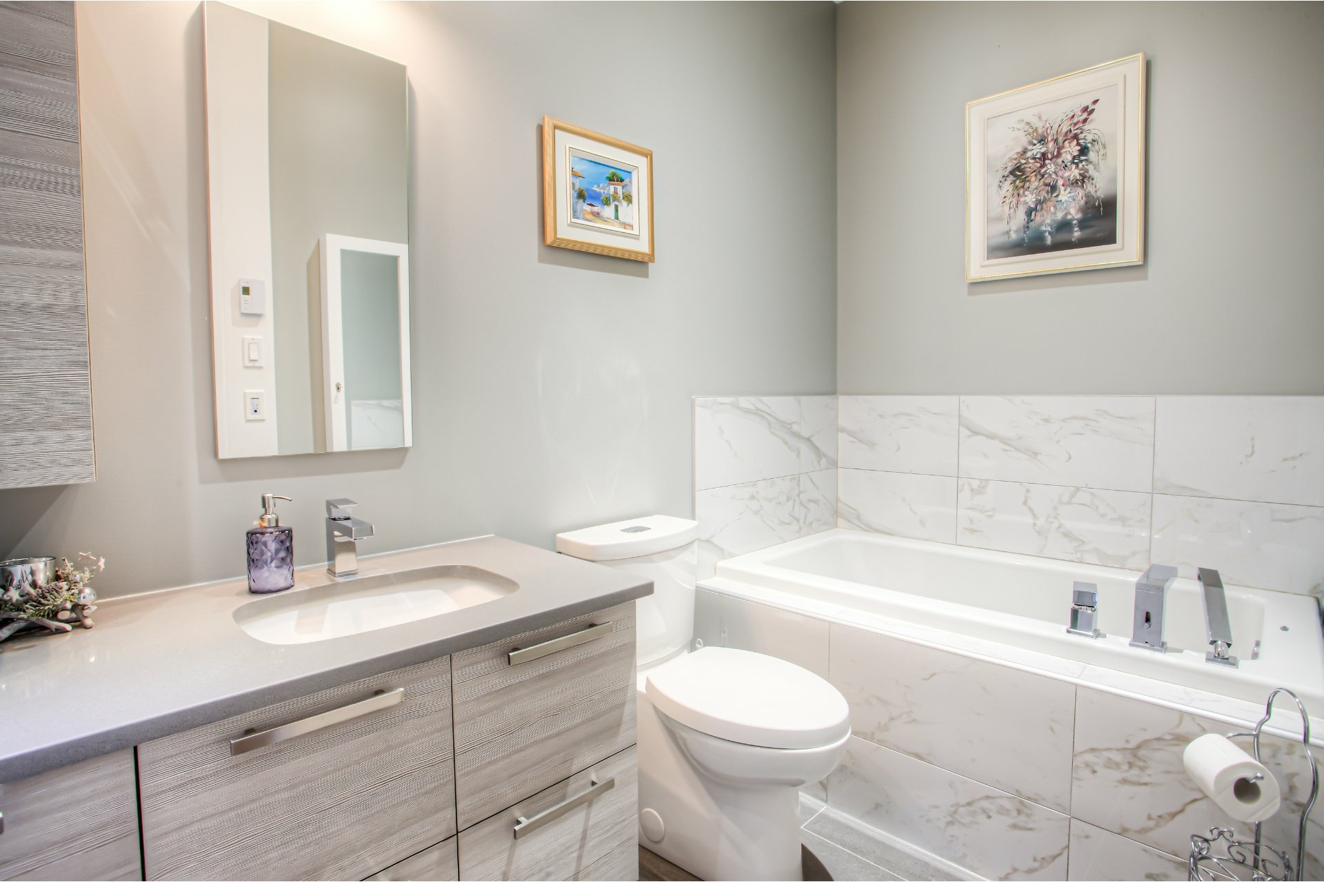 image 15 - Apartment For sale Chomedey Laval  - 8 rooms