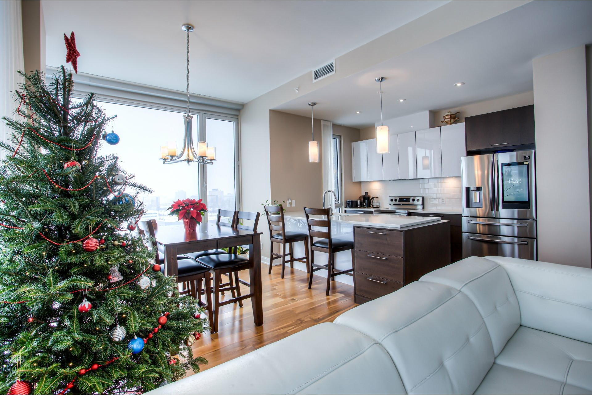 image 8 - Apartment For sale Chomedey Laval  - 8 rooms