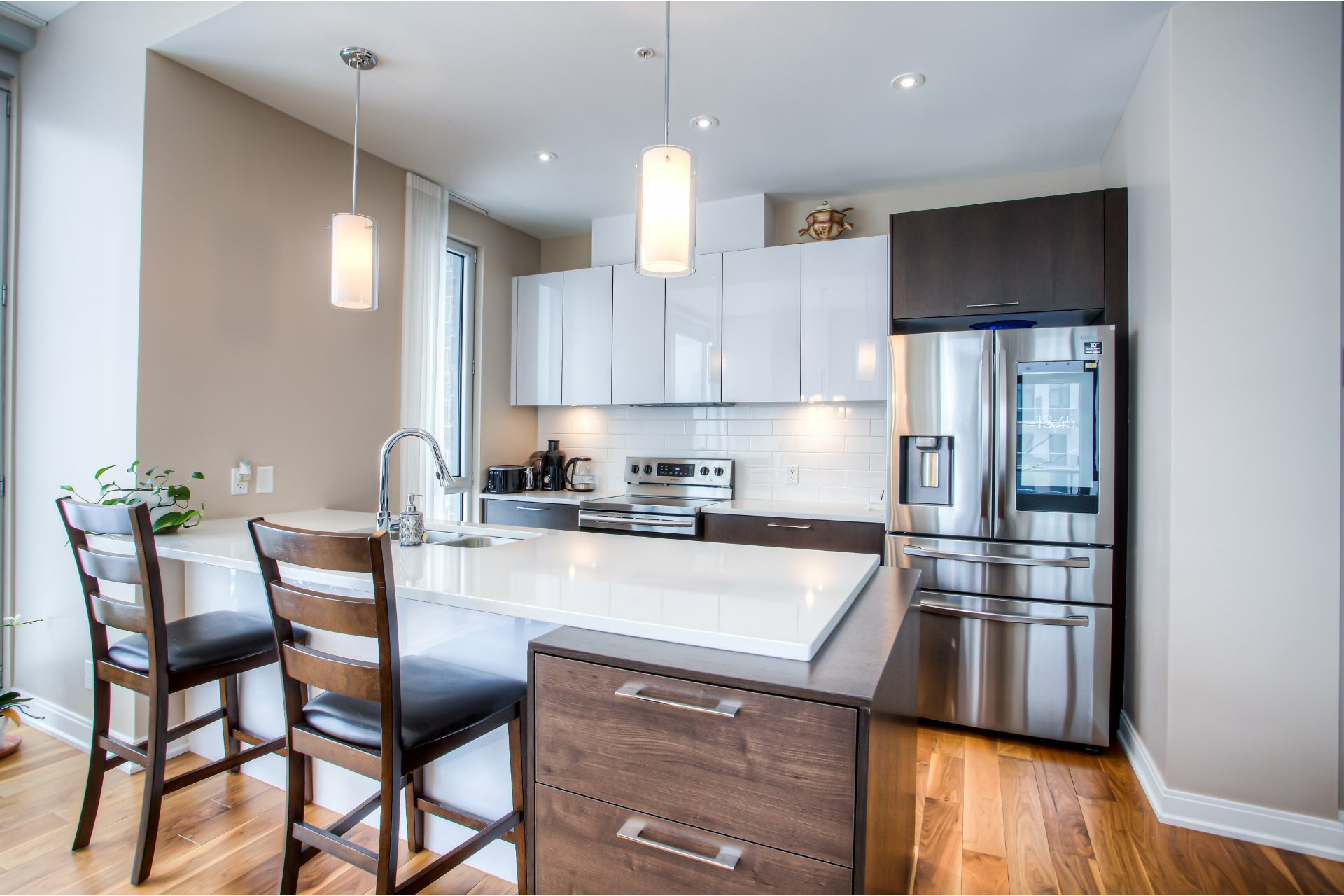 image 12 - Apartment For sale Chomedey Laval  - 8 rooms
