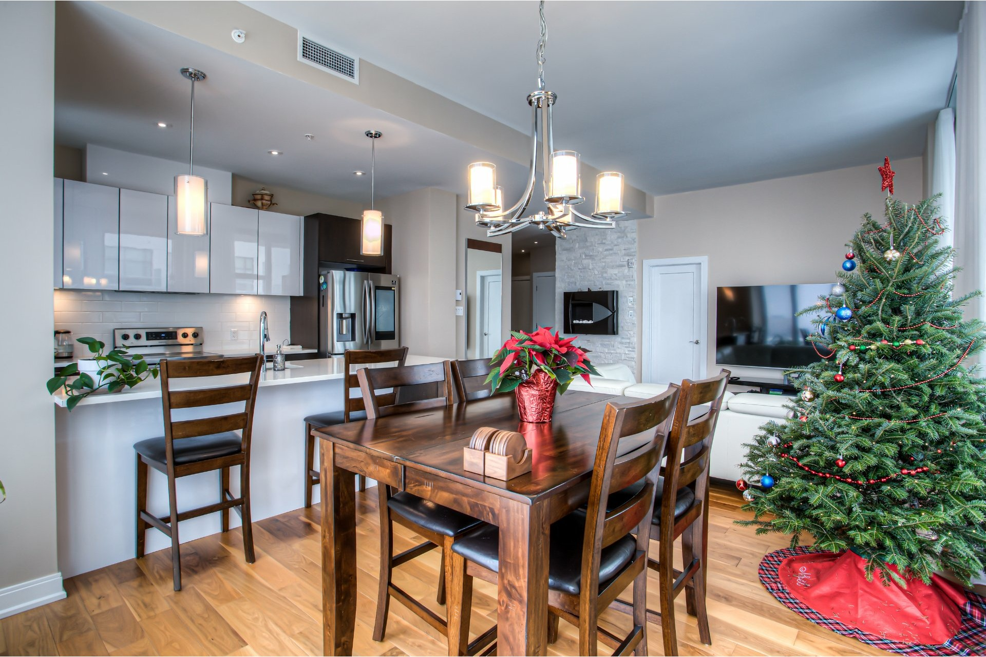 image 10 - Apartment For sale Chomedey Laval  - 8 rooms