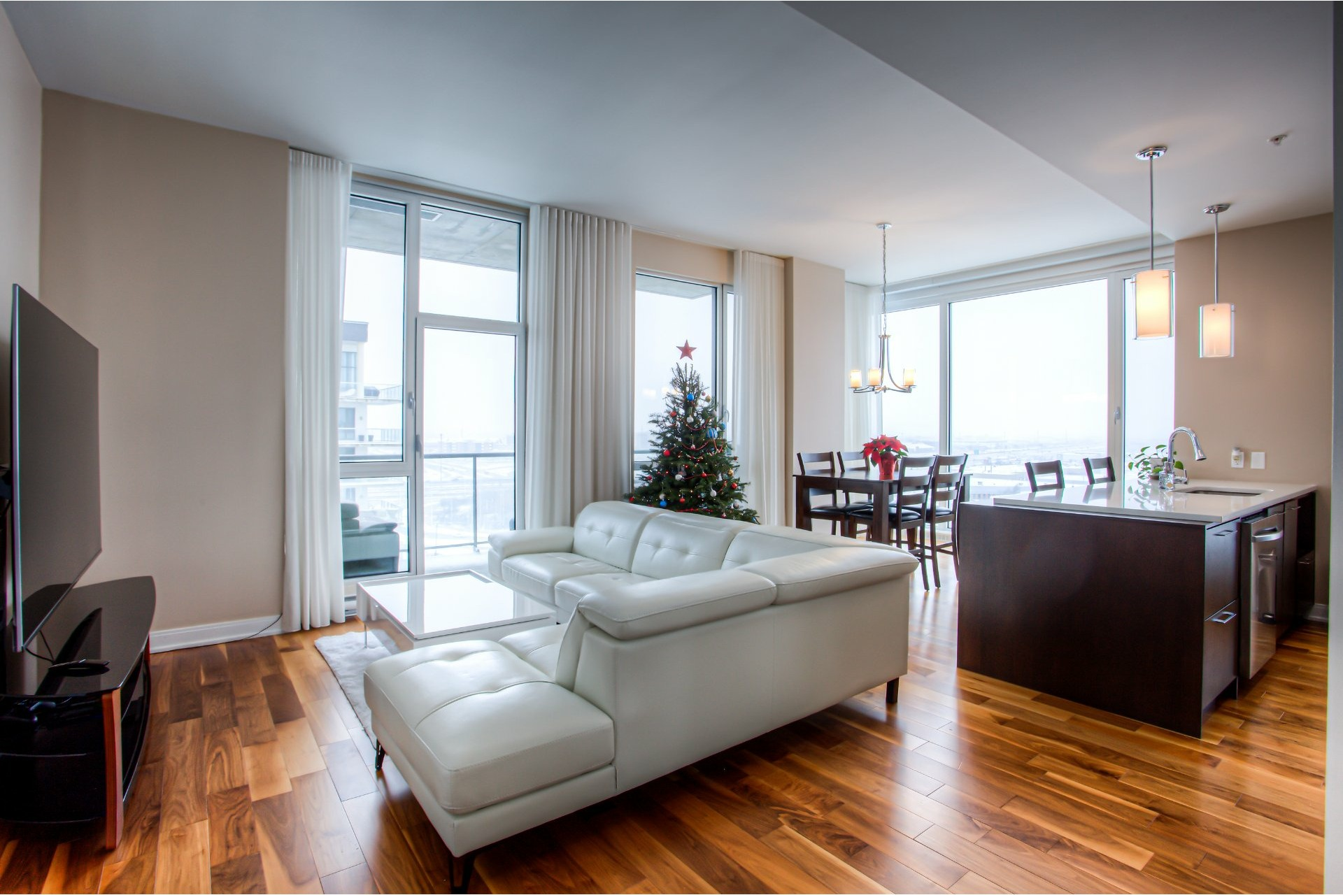 image 6 - Apartment For sale Chomedey Laval  - 8 rooms